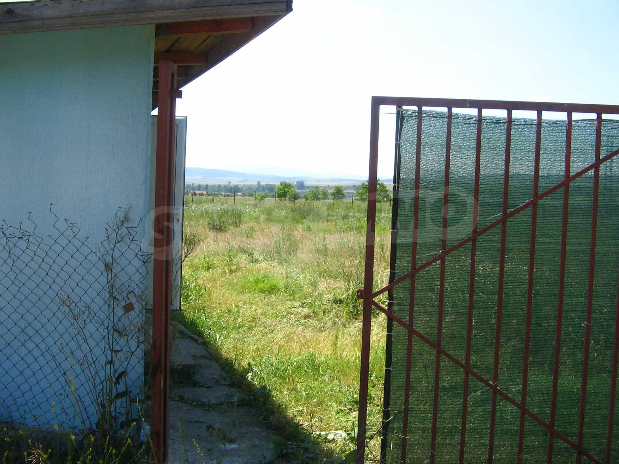 Grundstück mit Genehmigung zur Abfüllung von Quellwasser 8