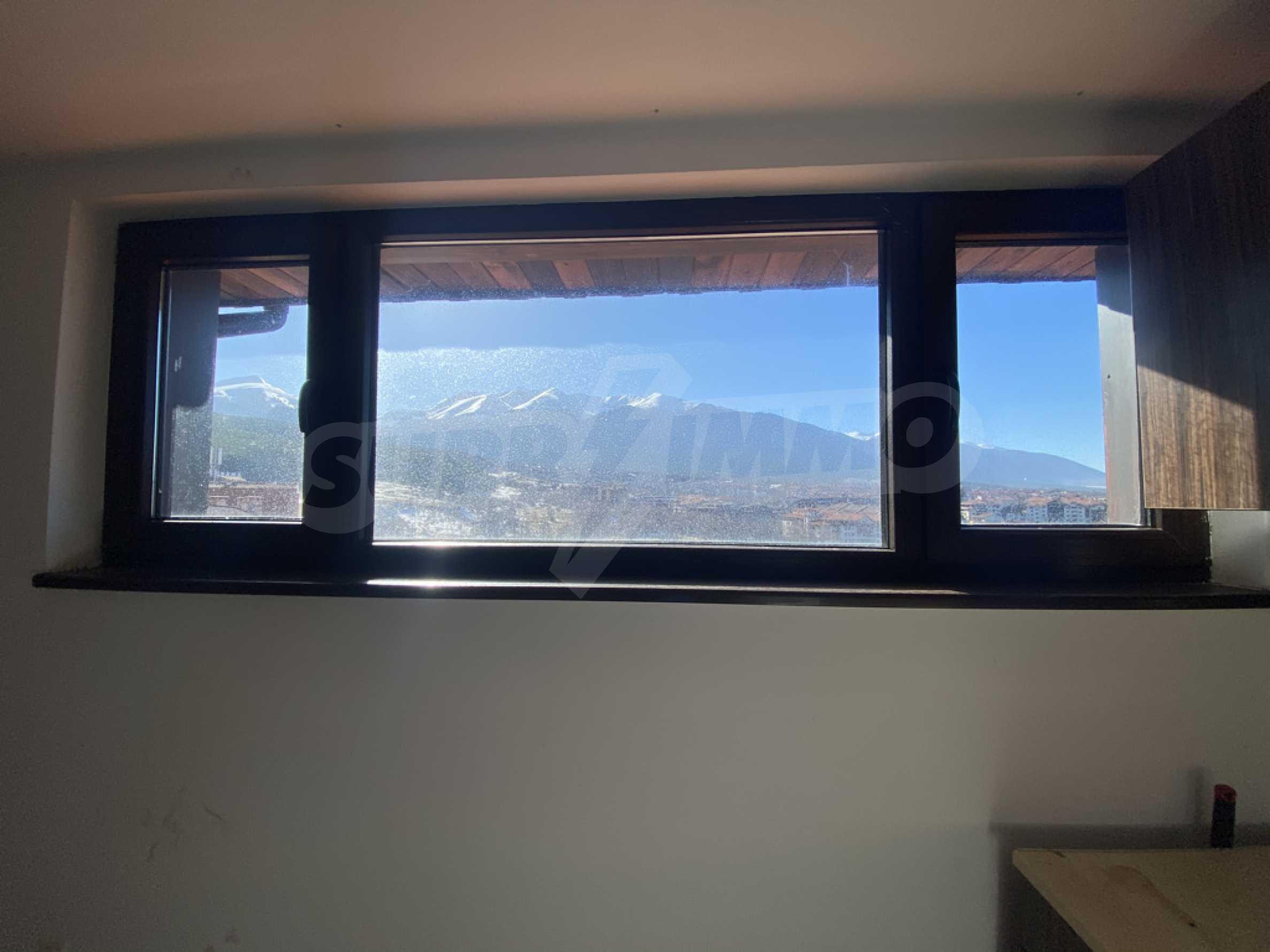 Необзаведен едностаен апартамент за продажба в СПА комплекс в Банско 4