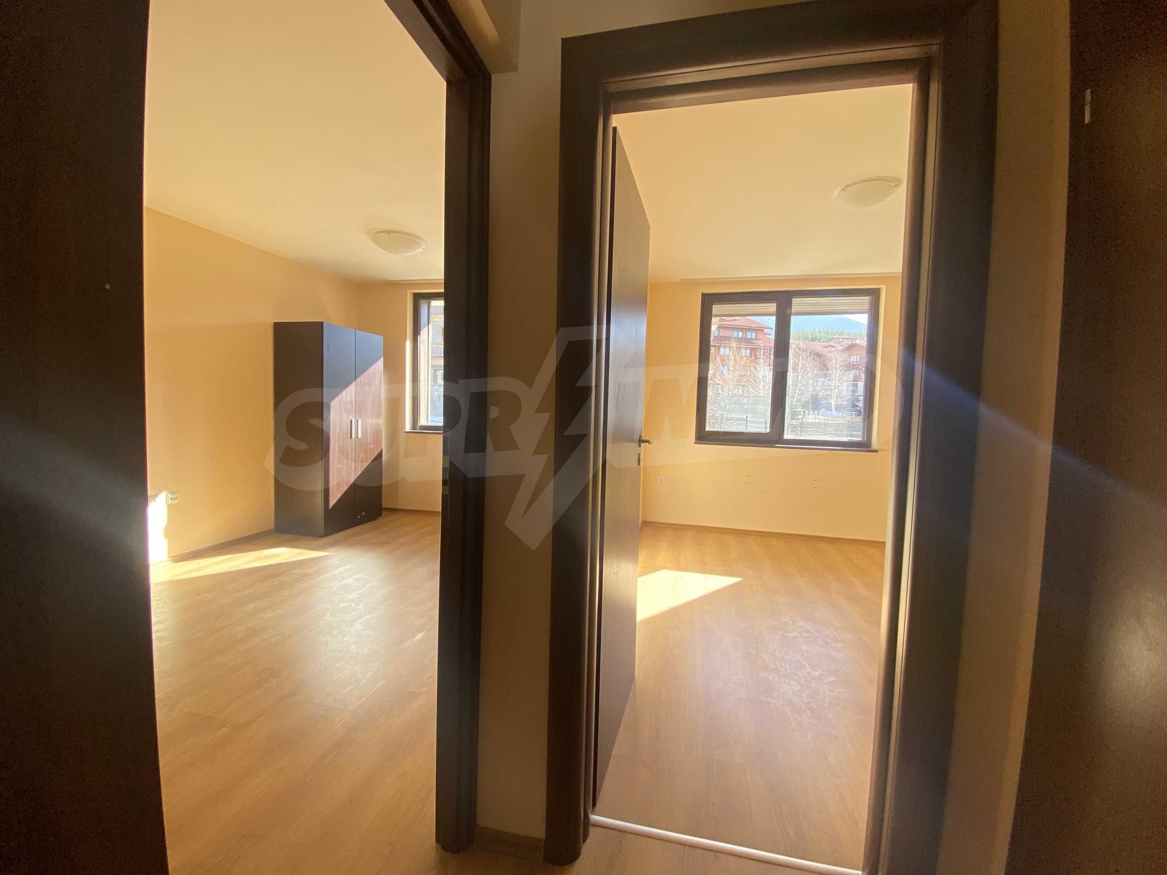 Необзаведен двустаен апартамент за продажба в СПА комплекс в Банско 4