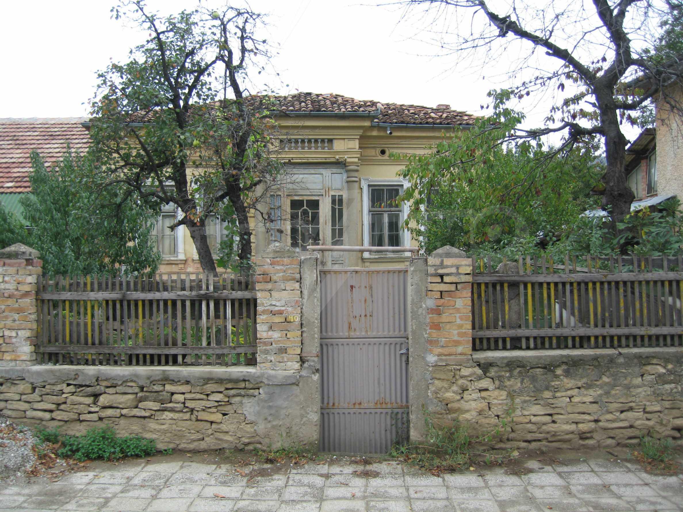 Einstöckiges Haus in einer kleinen Stadt, nur 15 km von Pavlikeni entfernt 19