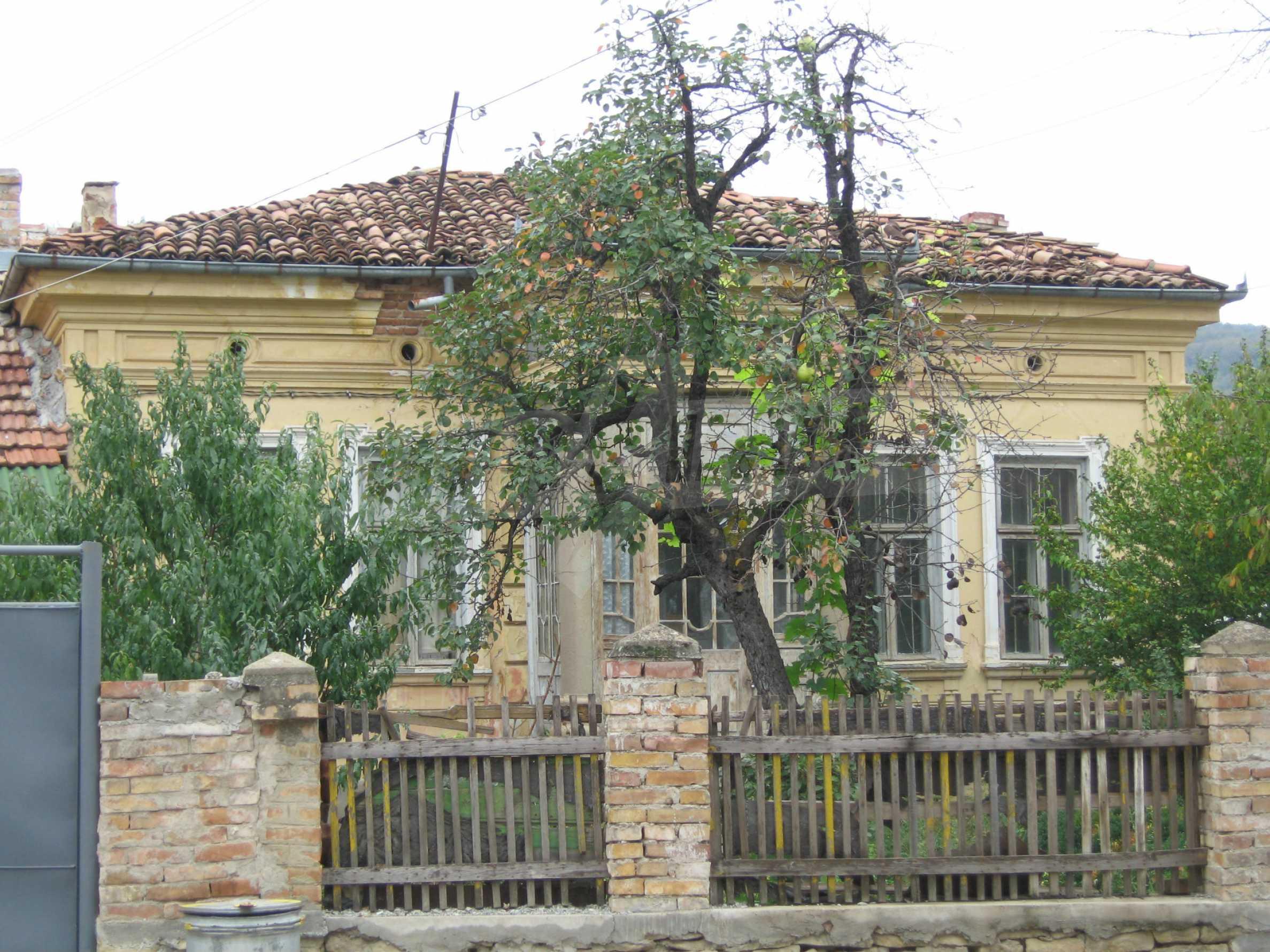 Einstöckiges Haus in einer kleinen Stadt, nur 15 km von Pavlikeni entfernt 20