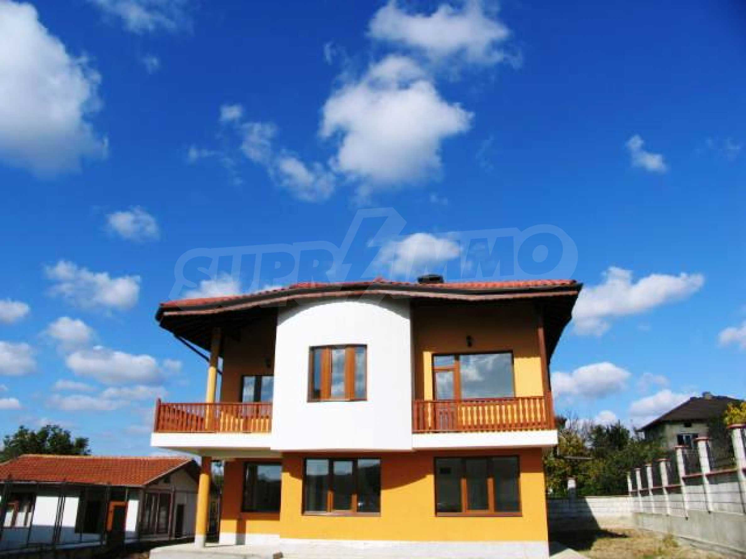Brand new house for sell 3 kilometers from the beach 1