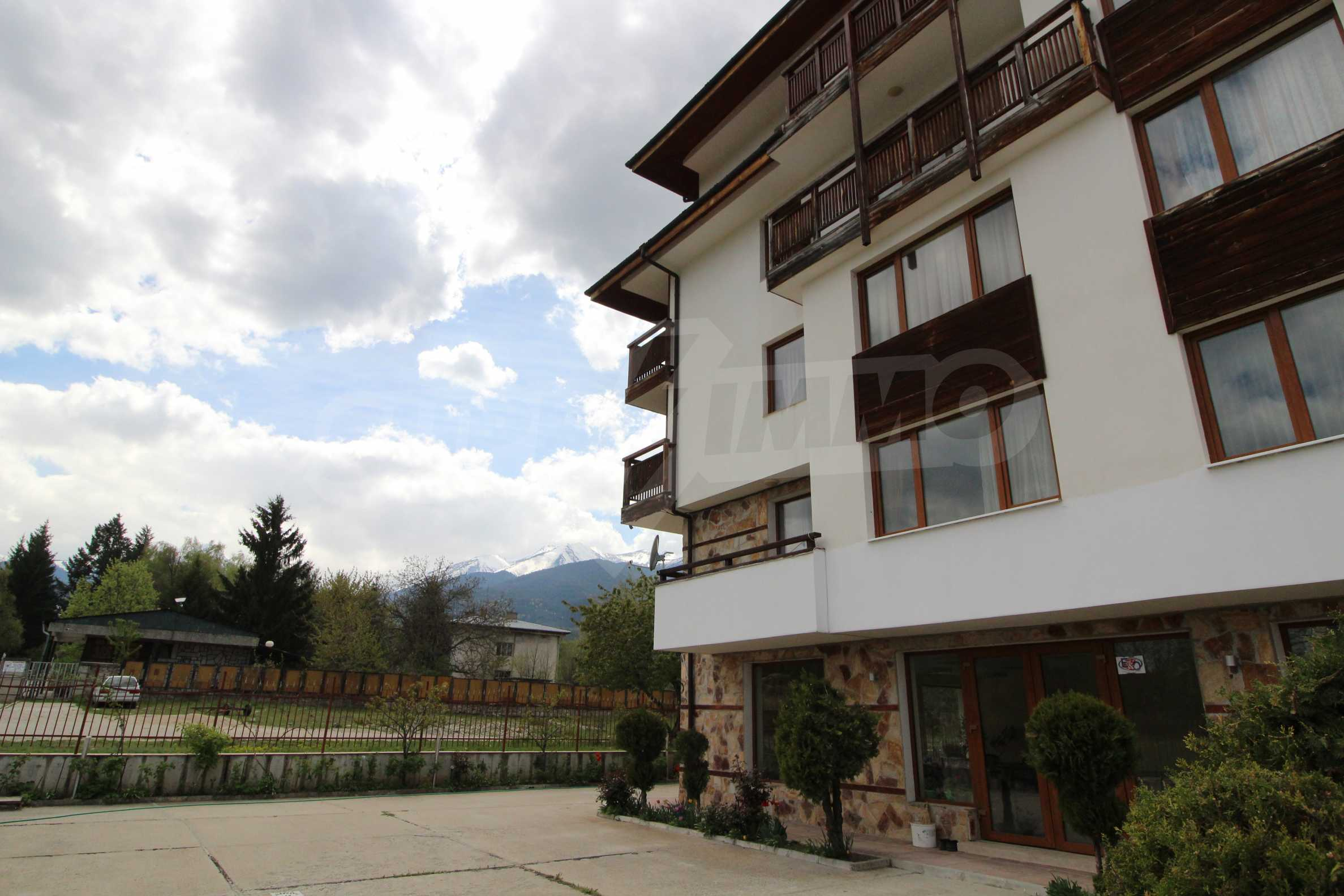Нов едностаен апартамент в ски курорта Банско 12