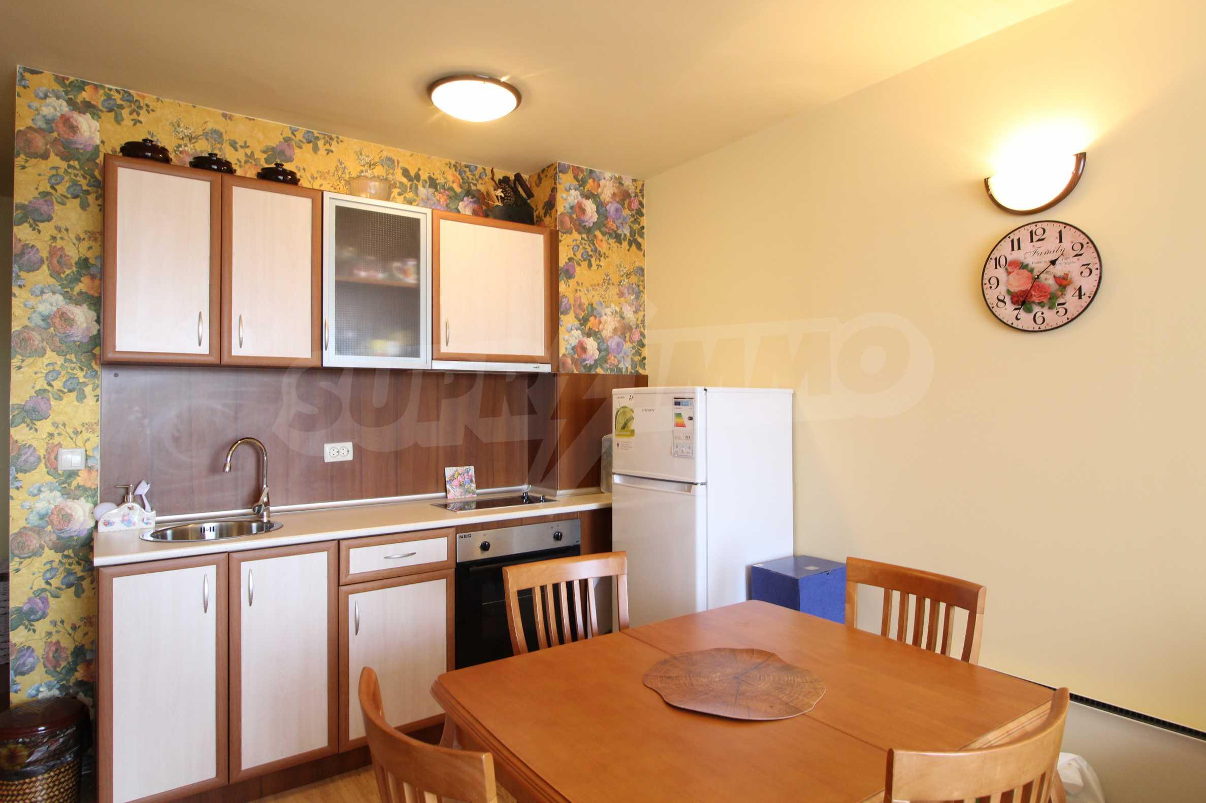 Нов едностаен апартамент в ски курорта Банско 4