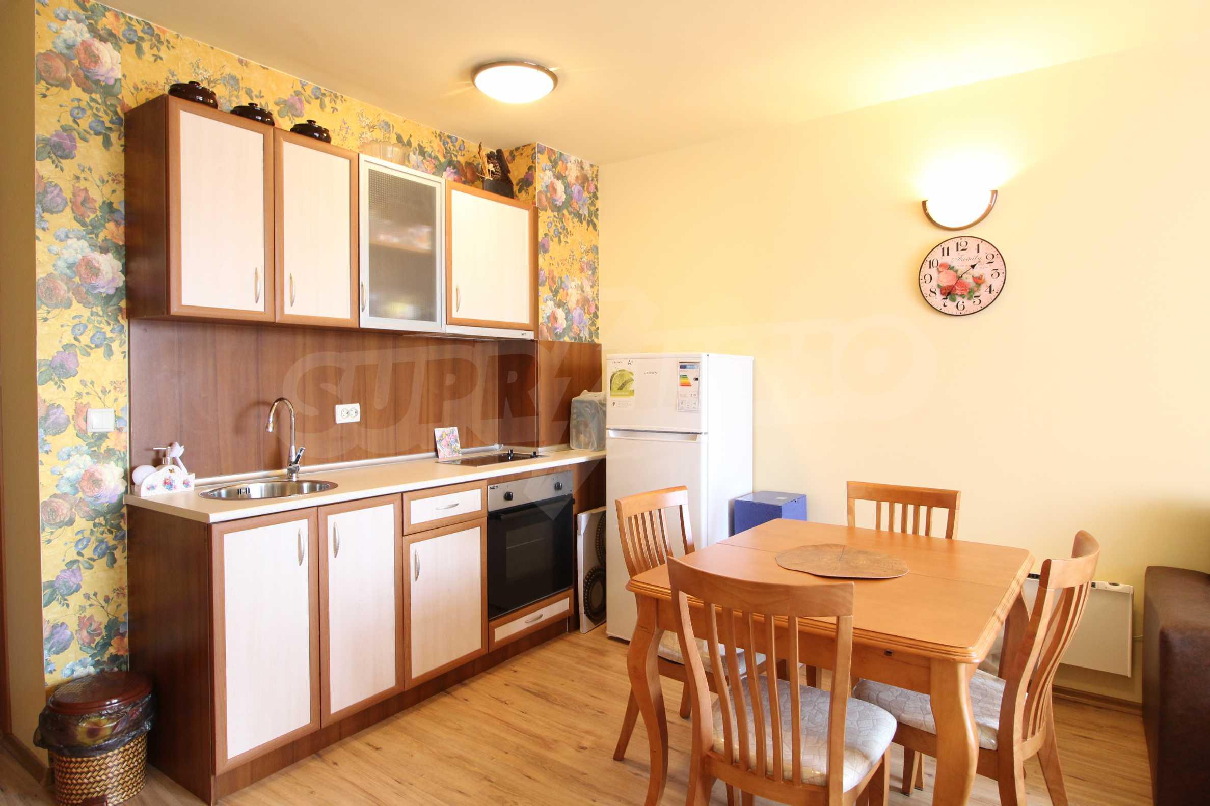 Нов едностаен апартамент в ски курорта Банско 5