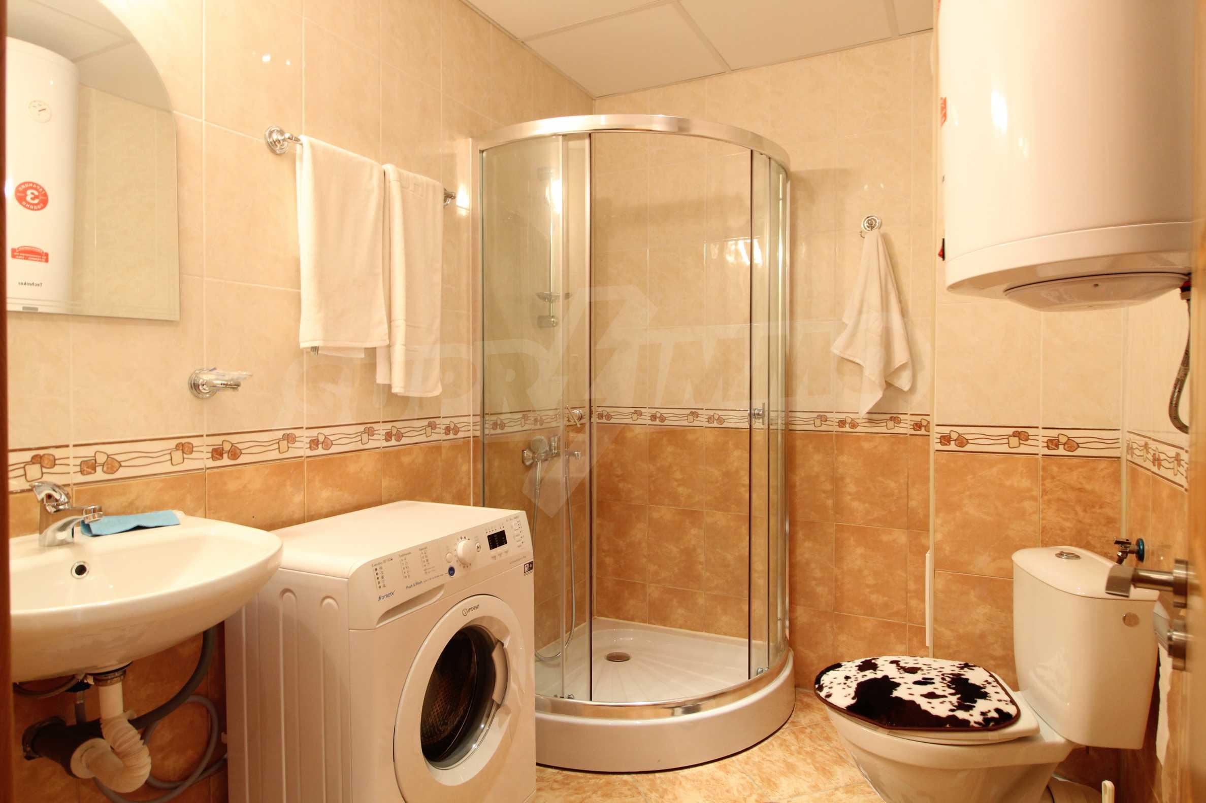 Нов едностаен апартамент в ски курорта Банско 7