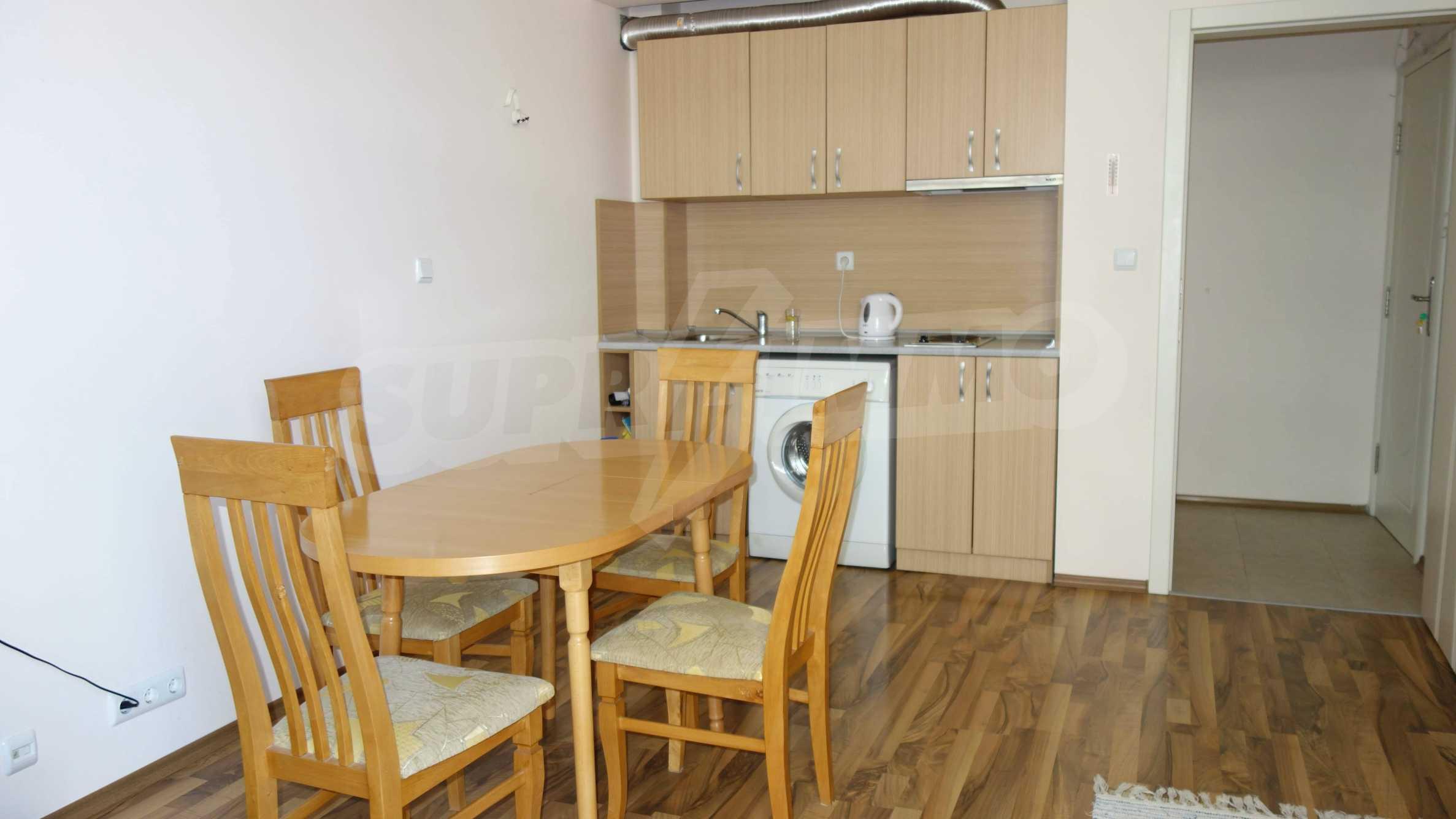 Apartment mit einem Schlafzimmer im Starfish Complex in Sveti Vlas 1