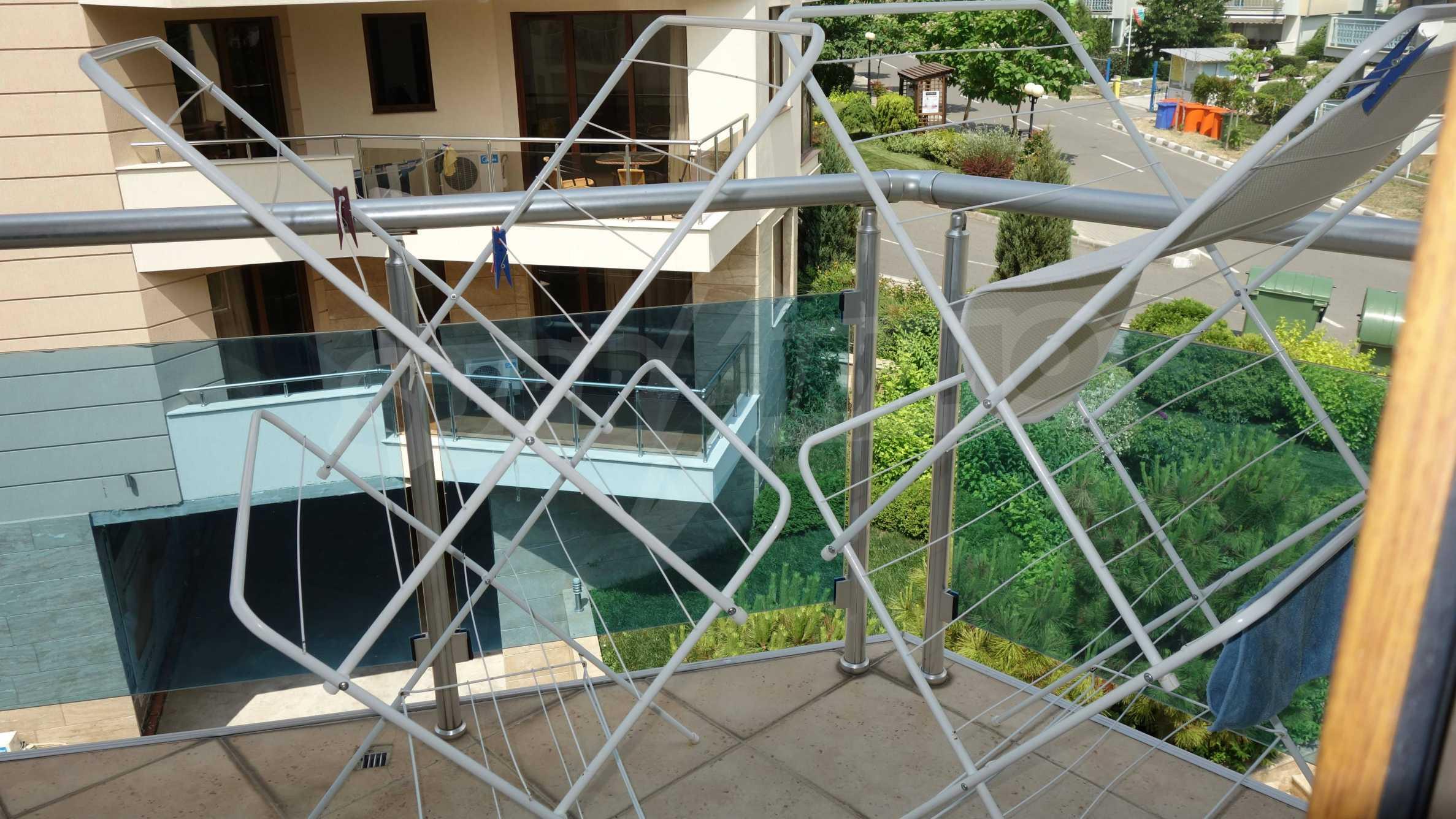 Apartment mit einem Schlafzimmer im Starfish Complex in Sveti Vlas 20