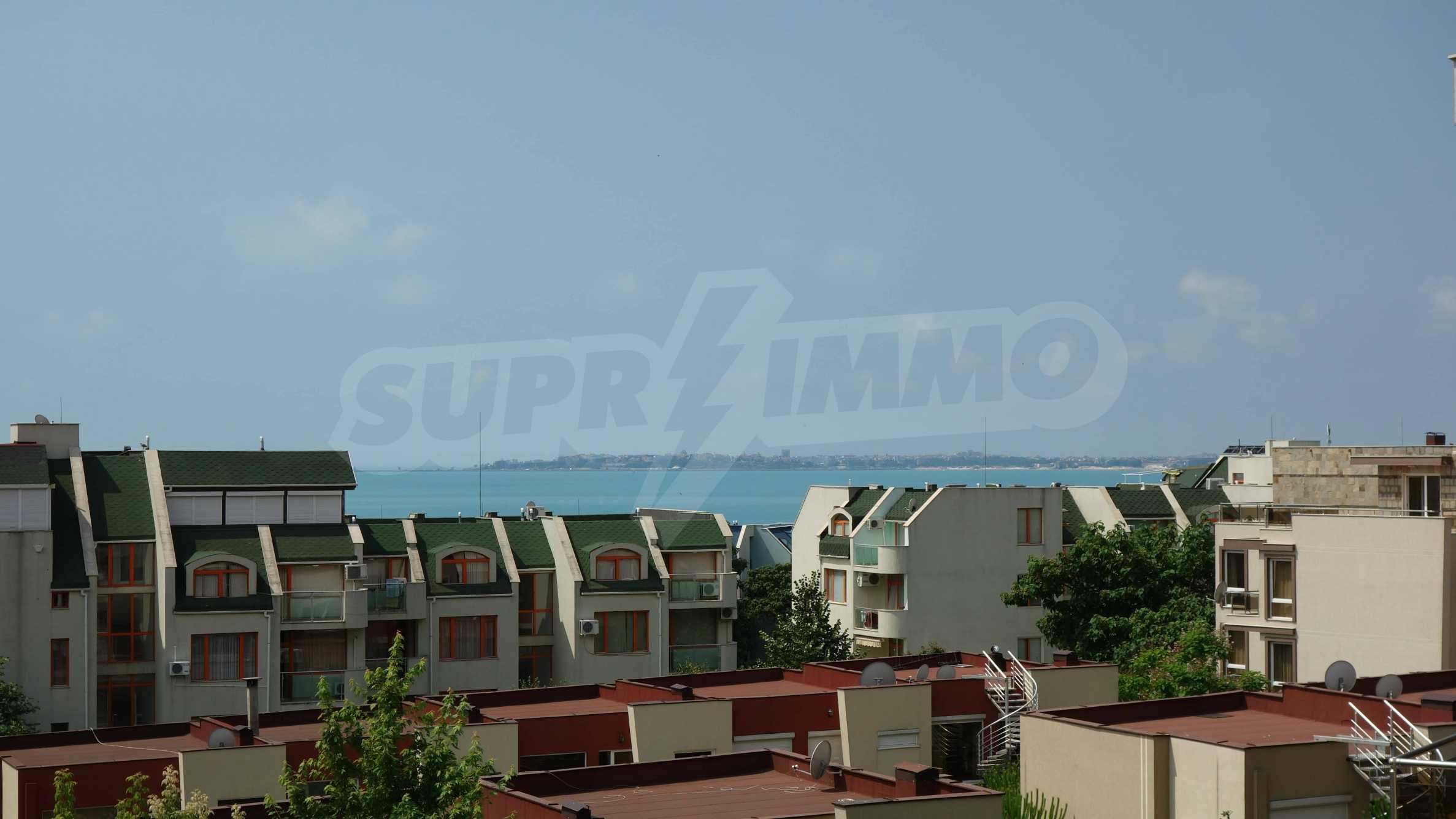 Apartment mit einem Schlafzimmer im Starfish Complex in Sveti Vlas 24