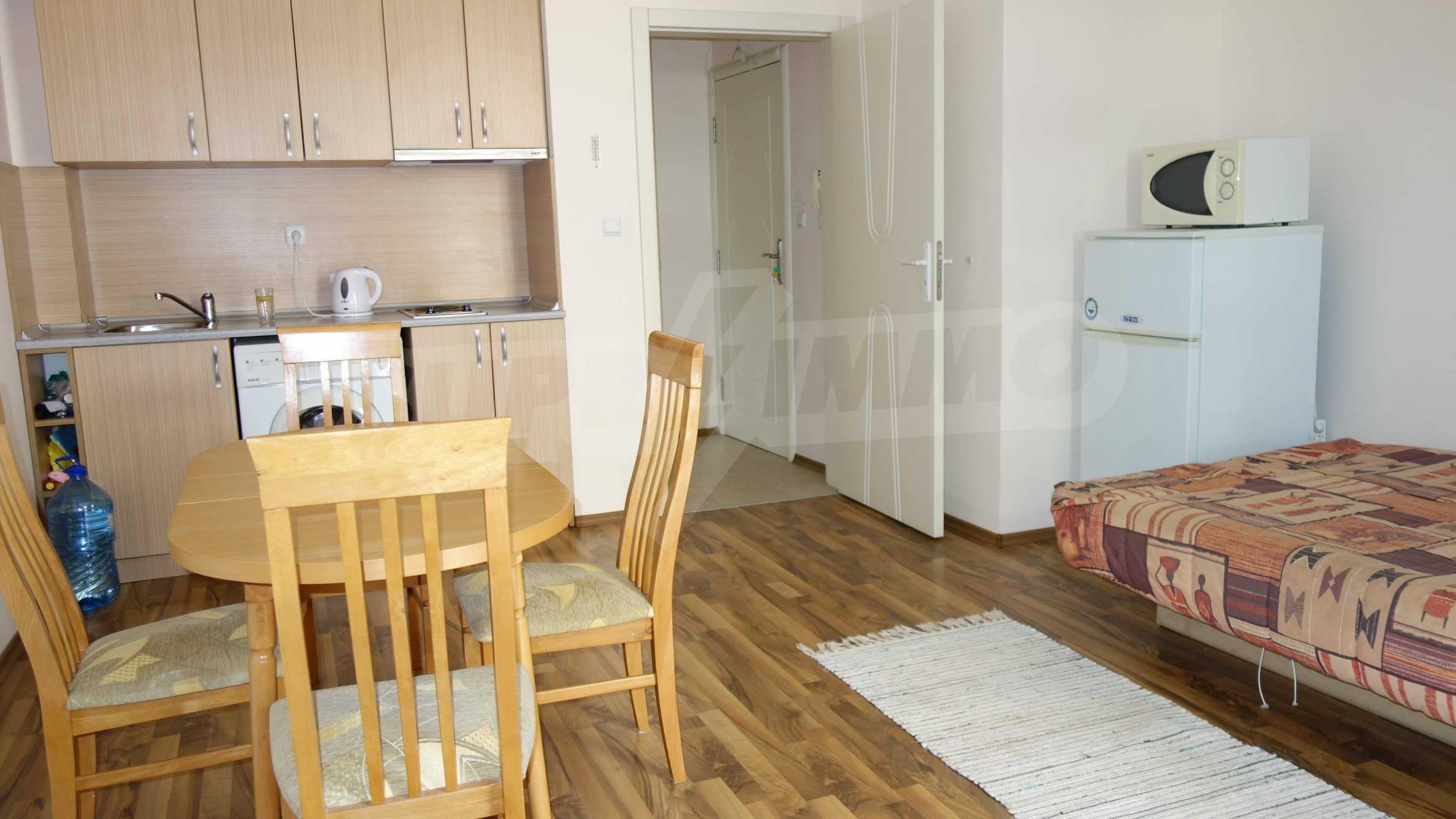 Apartment mit einem Schlafzimmer im Starfish Complex in Sveti Vlas 2
