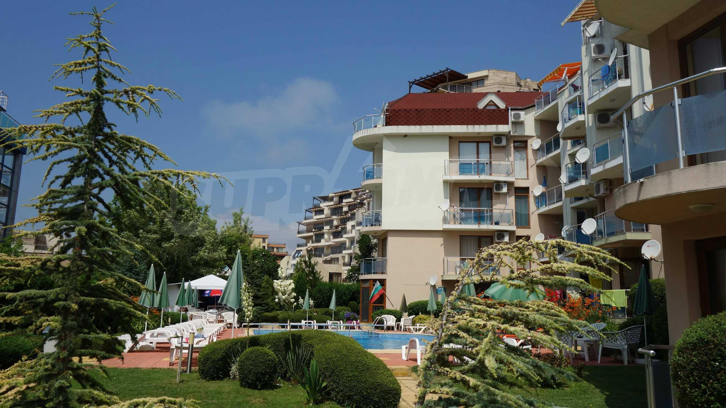 Apartment mit einem Schlafzimmer im Starfish Complex in Sveti Vlas 32