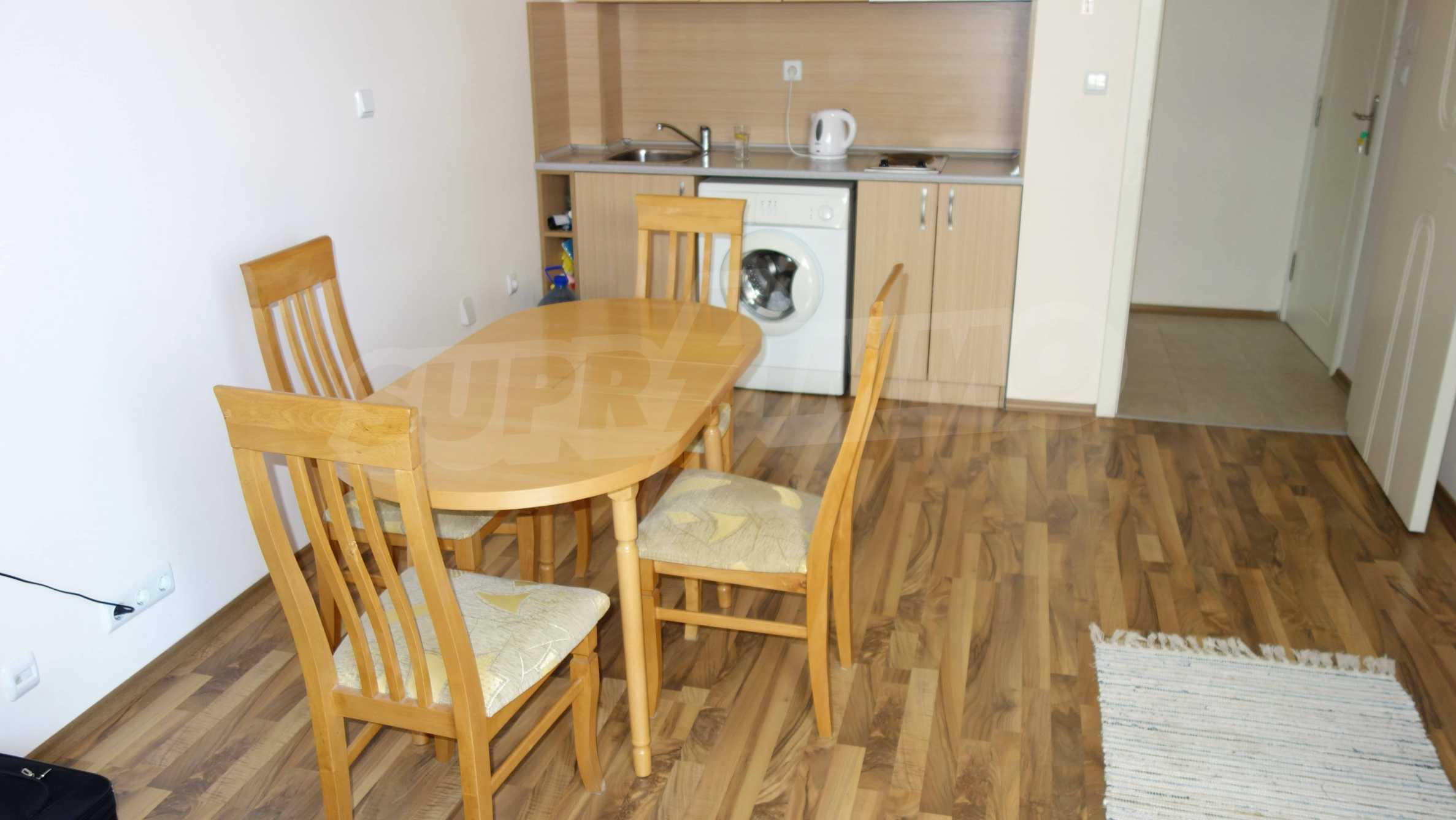 Apartment mit einem Schlafzimmer im Starfish Complex in Sveti Vlas 3