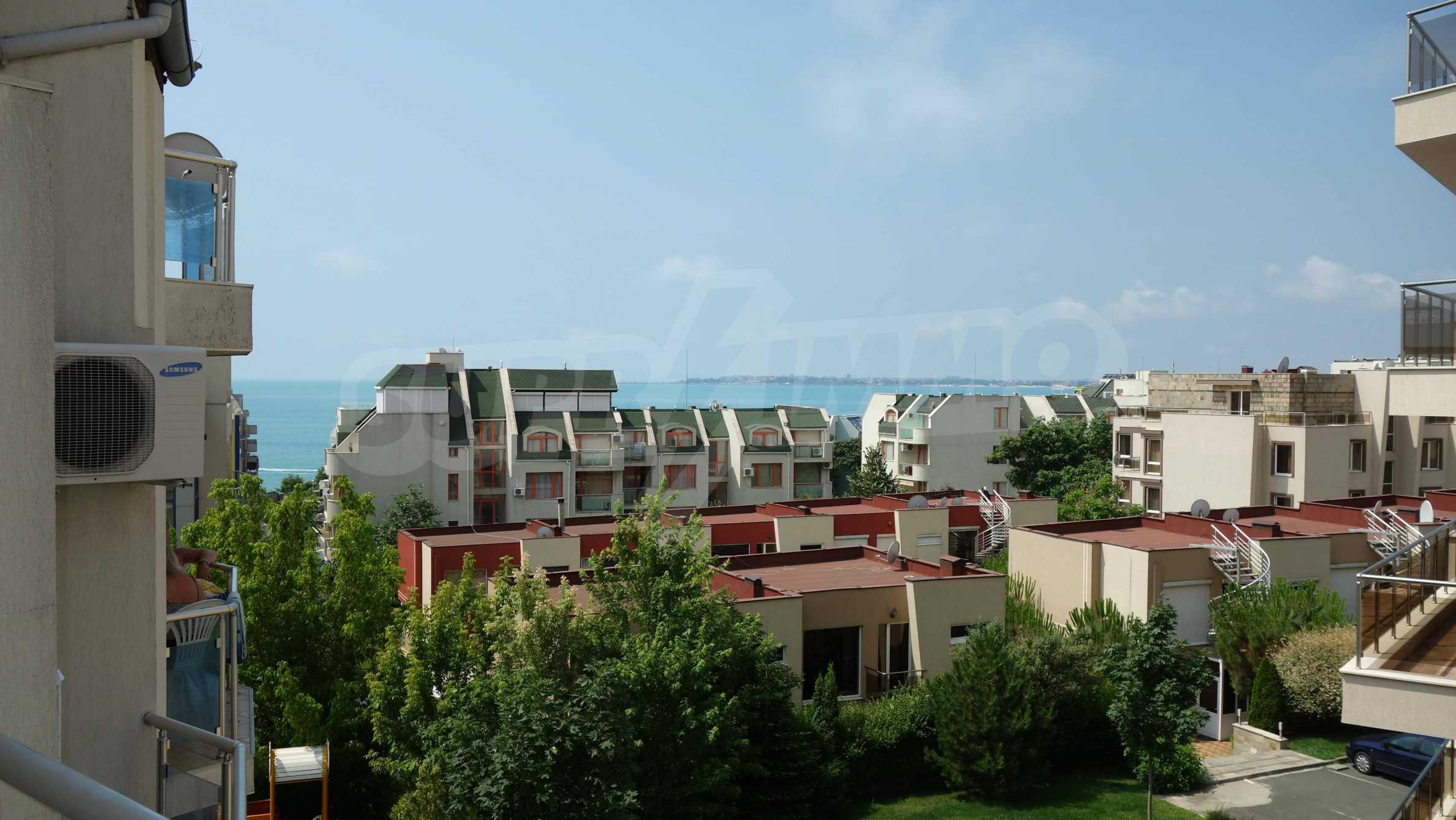 Apartment mit einem Schlafzimmer im Starfish Complex in Sveti Vlas 8