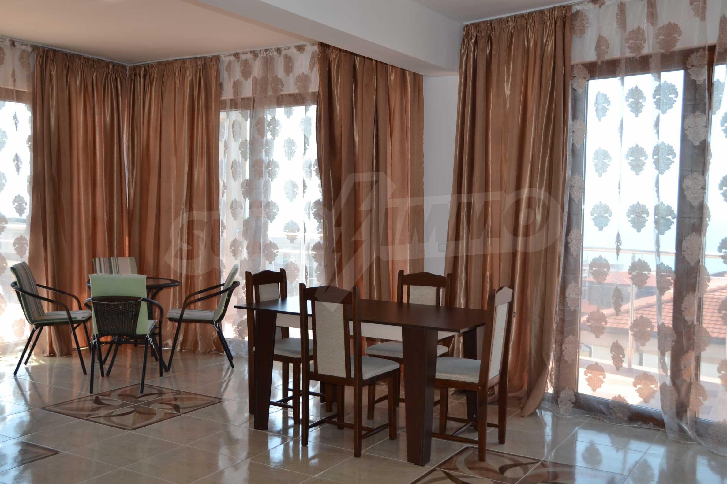 Тристайни апартаменти в комплекс от затворен тип в Свети Влас 5