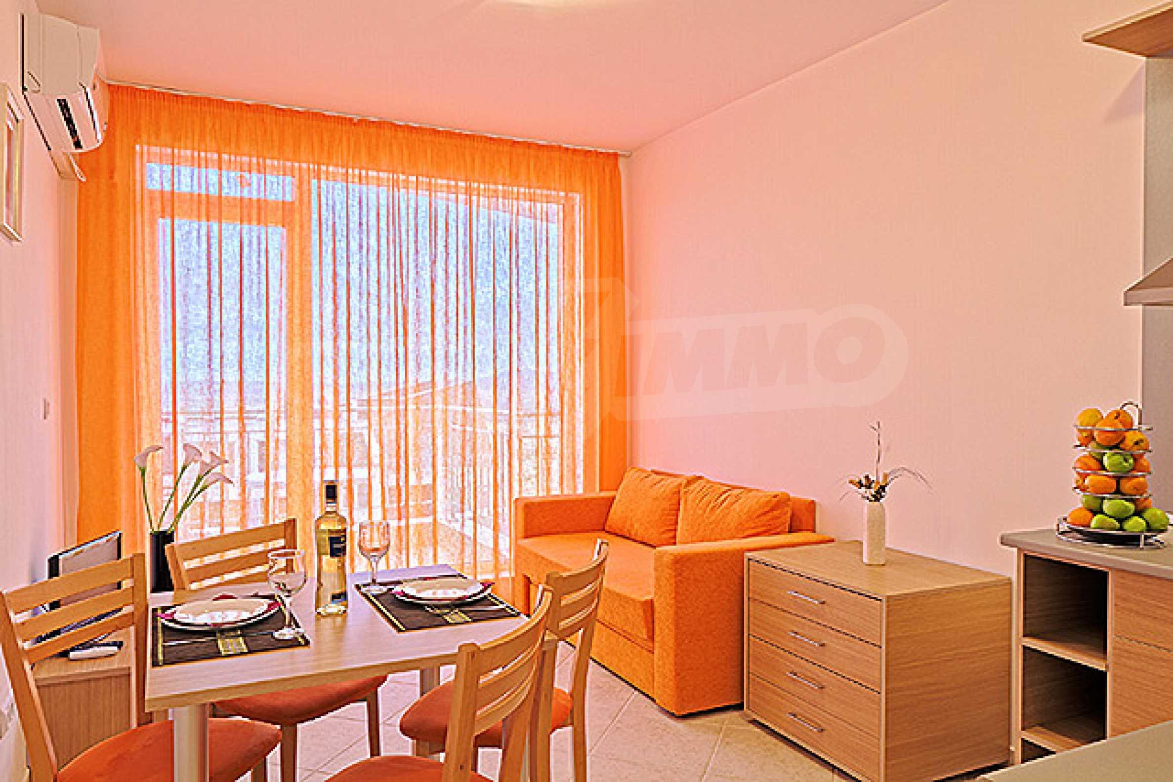 Sunset Kosharitsa - Apartments in einem attraktiven Berg- und Seekomplex, 5 Autominuten vom Sonnenstrand entfernt 14