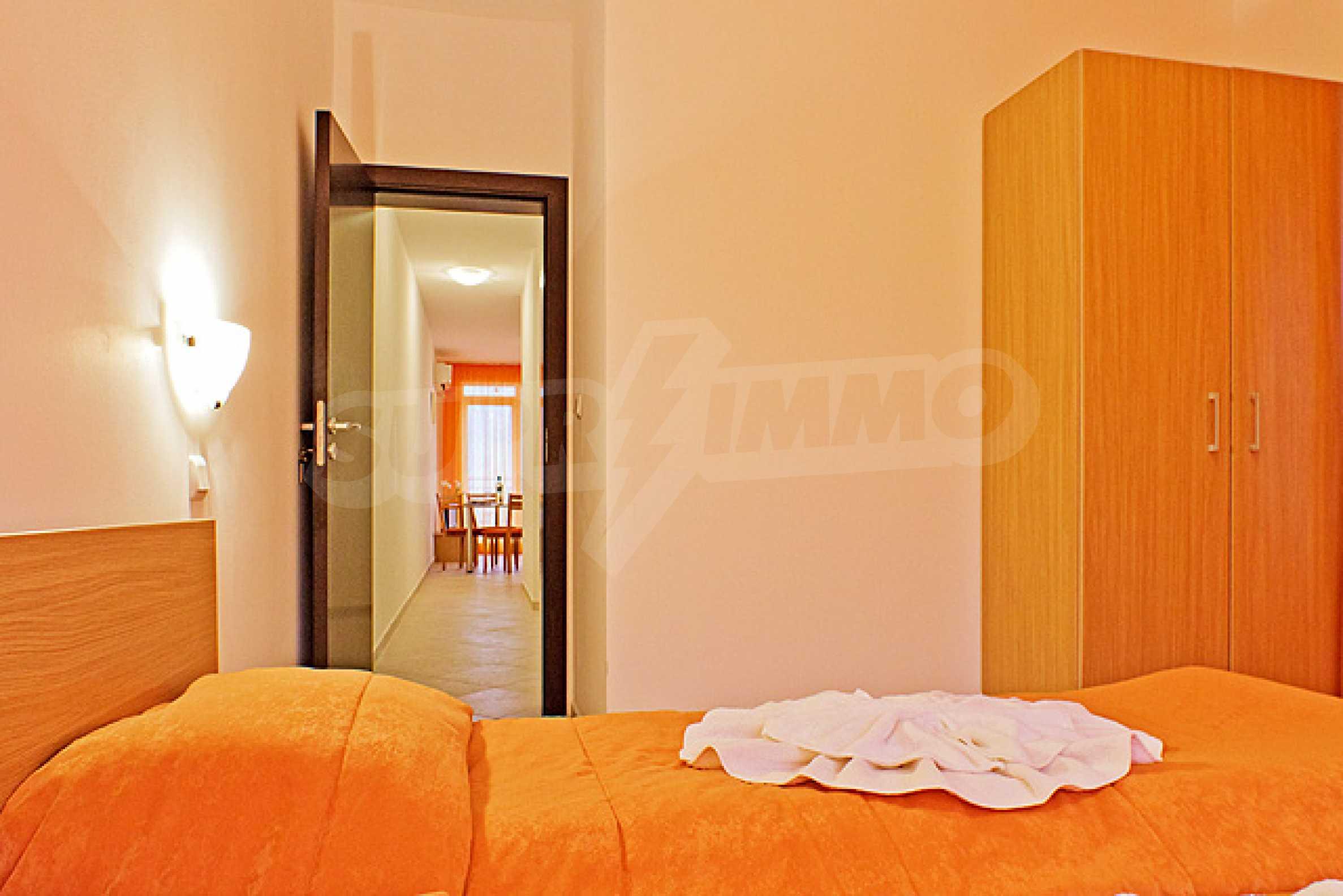 Sunset Kosharitsa - Apartments in einem attraktiven Berg- und Seekomplex, 5 Autominuten vom Sonnenstrand entfernt 26