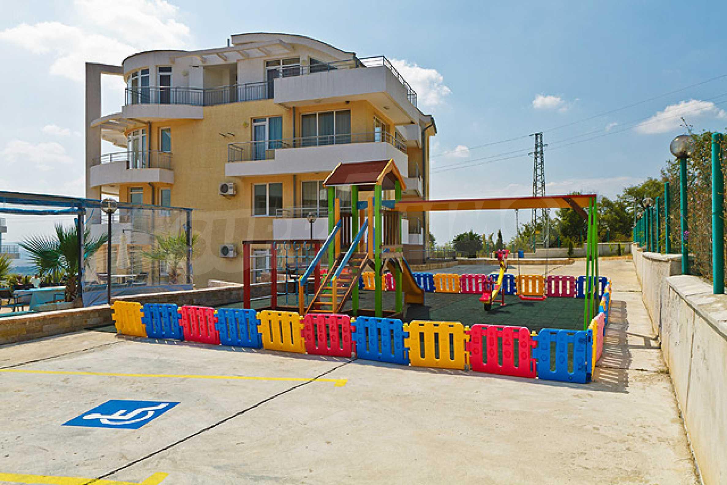 Sunset Kosharitsa - Apartments in einem attraktiven Berg- und Seekomplex, 5 Autominuten vom Sonnenstrand entfernt 37