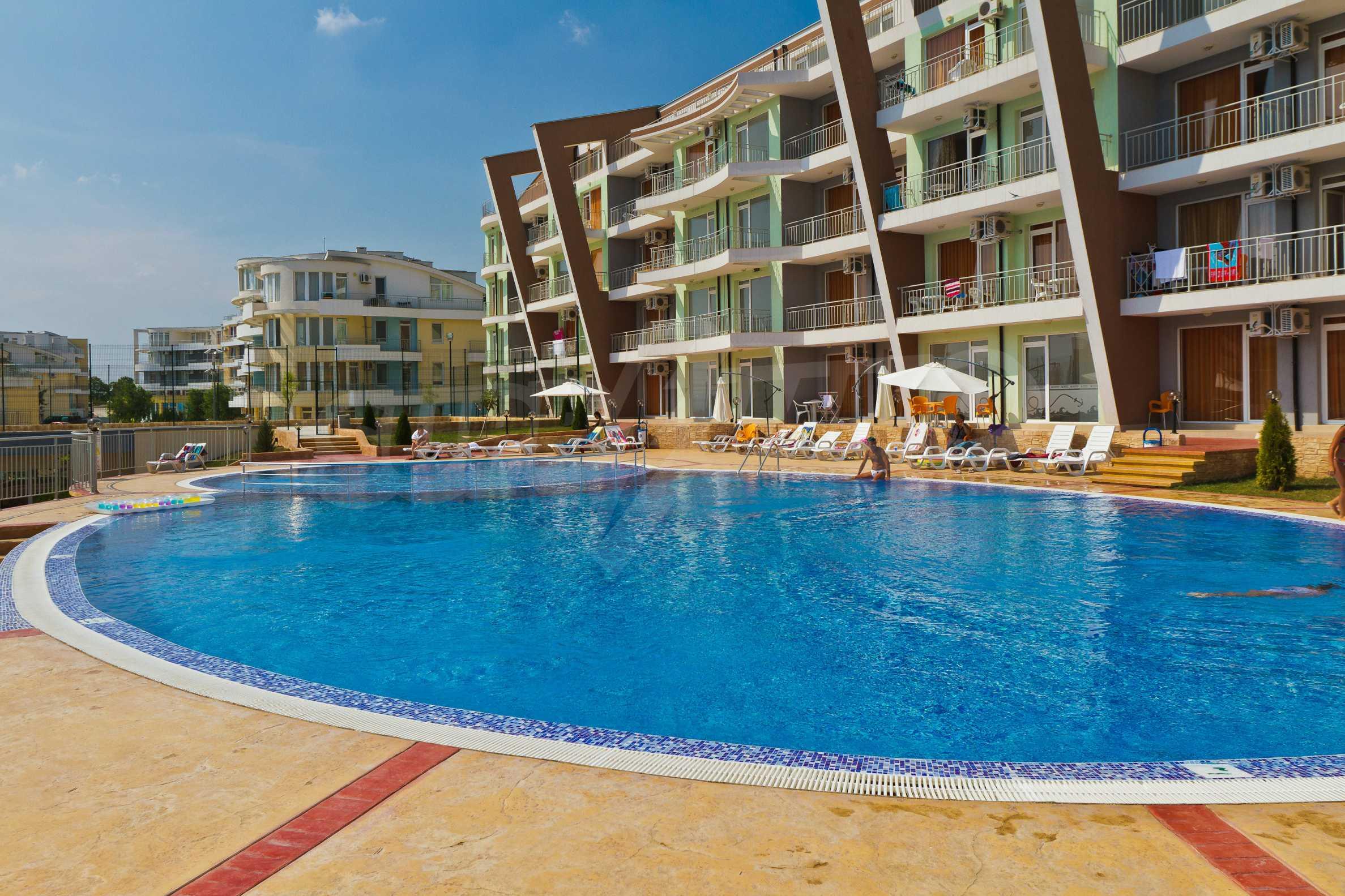 Sunset Kosharitsa - Apartments in einem attraktiven Berg- und Seekomplex, 5 Autominuten vom Sonnenstrand entfernt 9