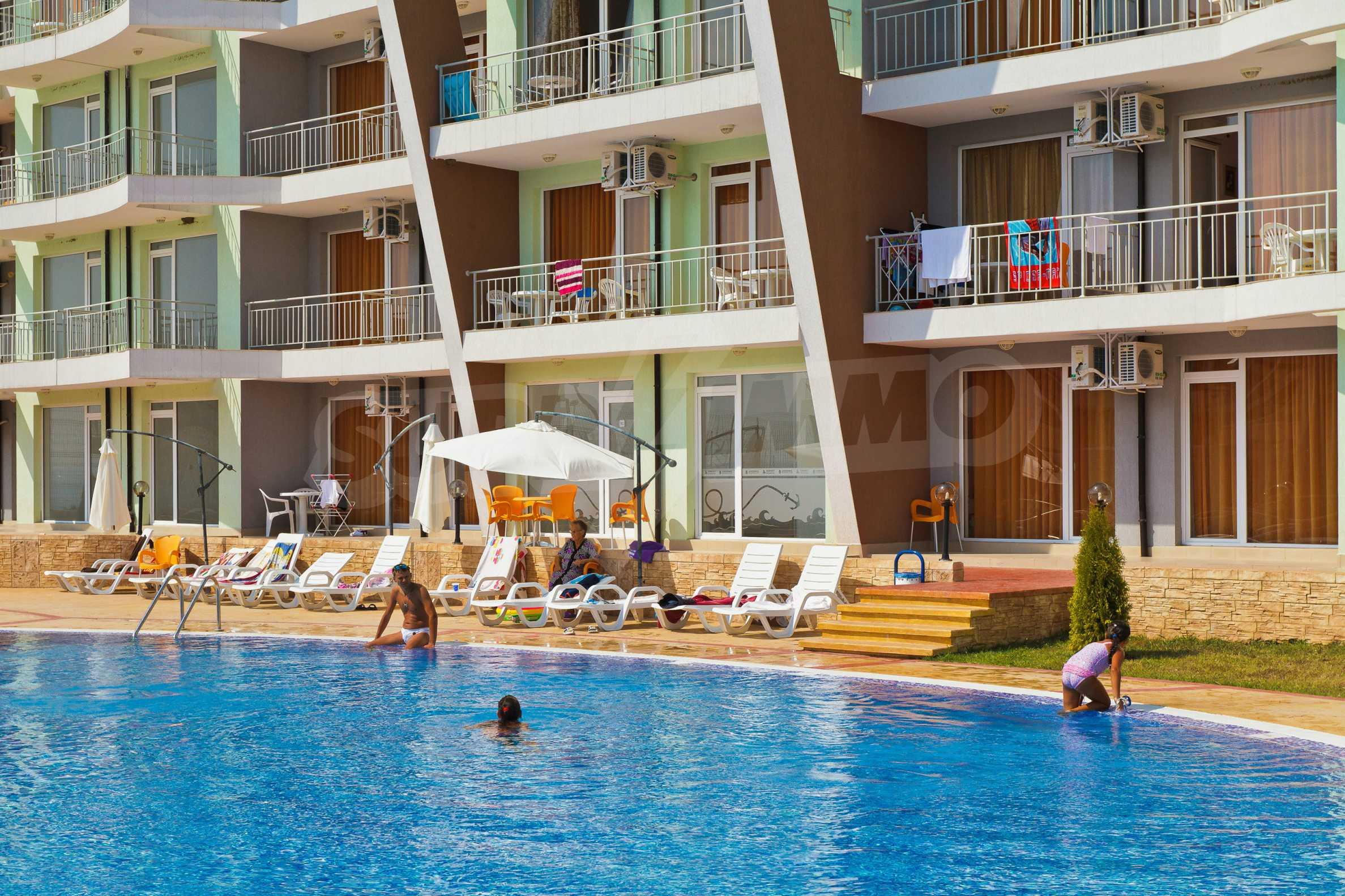 Sunset Kosharitsa - Apartments in einem attraktiven Berg- und Seekomplex, 5 Autominuten vom Sonnenstrand entfernt 11