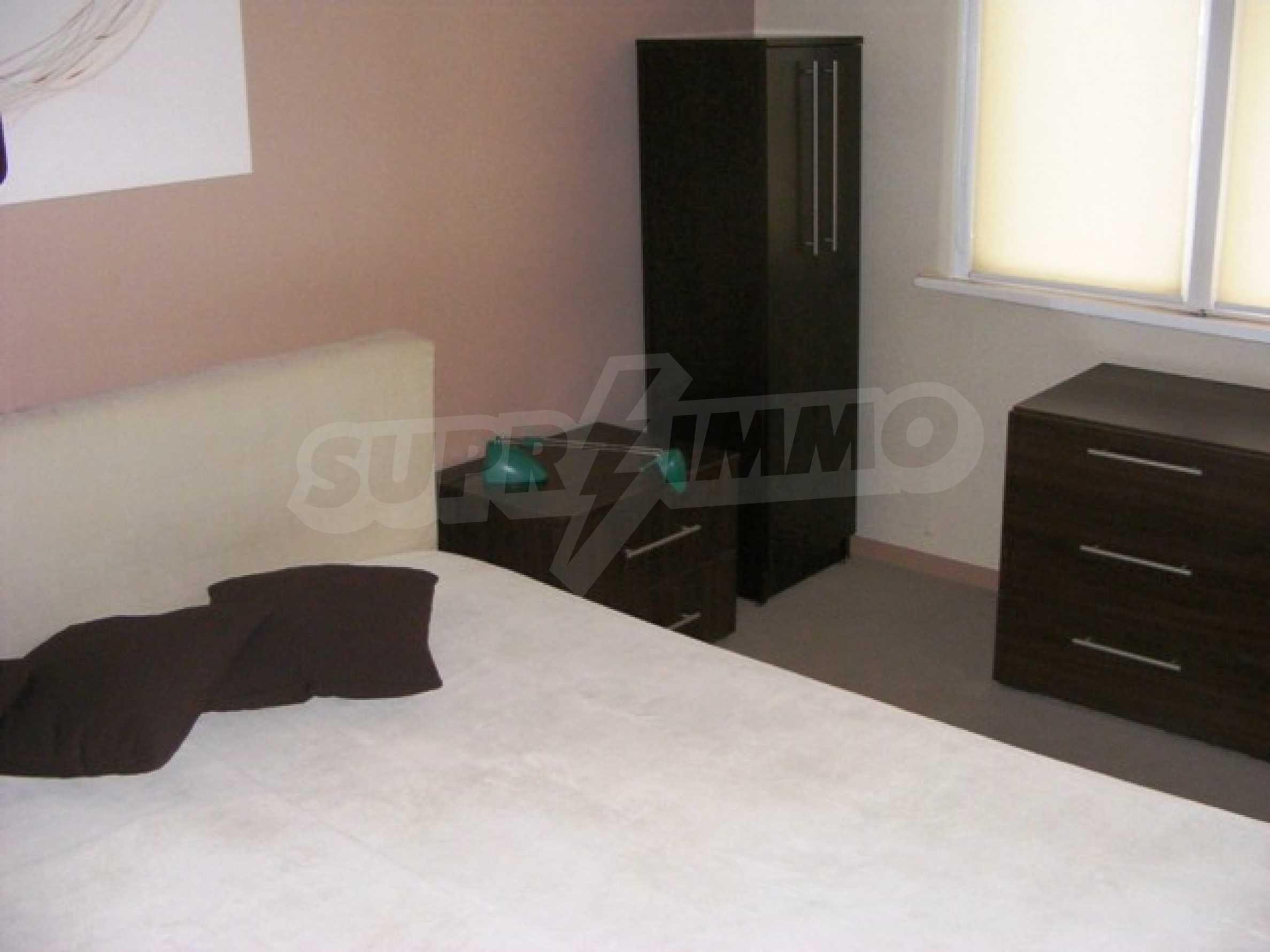 Тристаен апартамент Капитан - под наем в центъра на Варна 15
