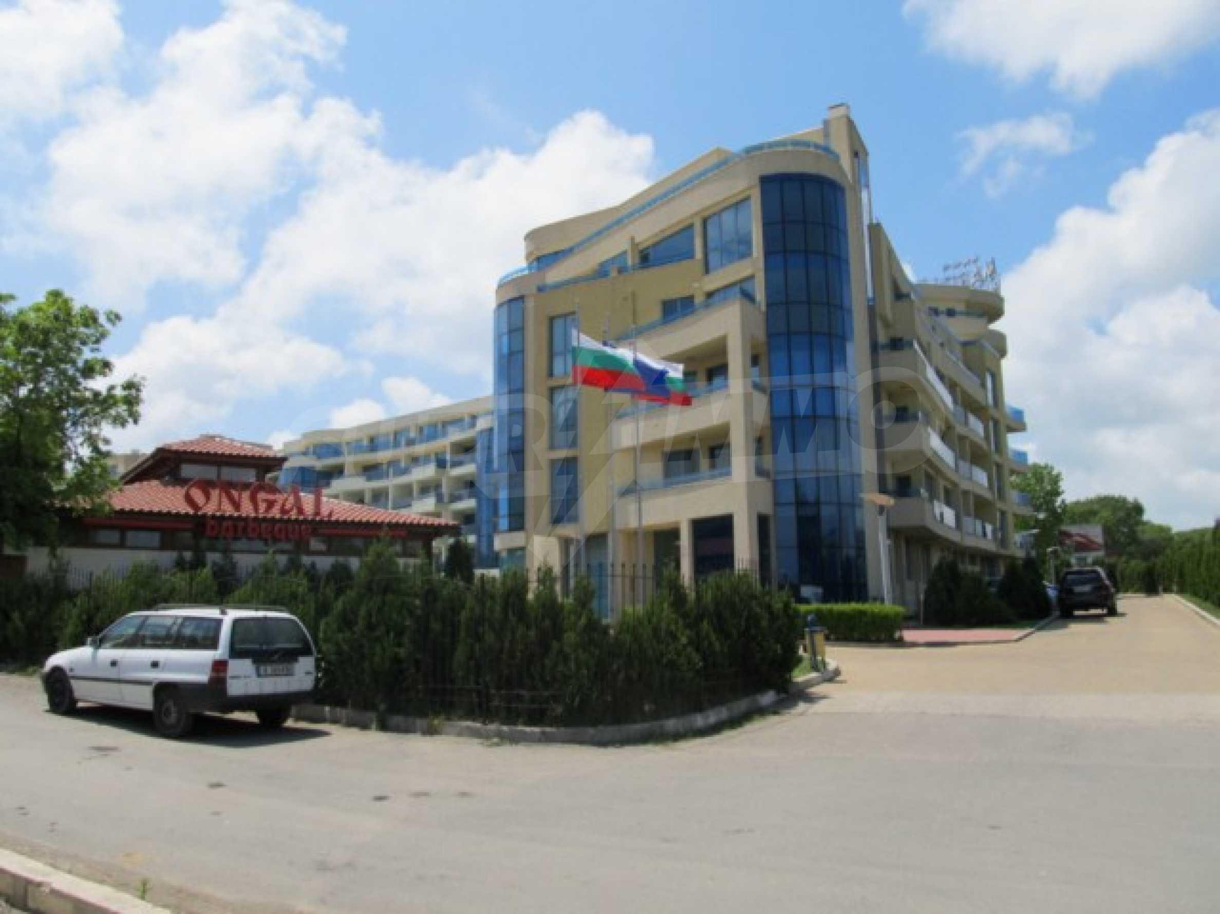 Zwei-Zimmer-Wohnung zum Verkauf in Pomorie 1