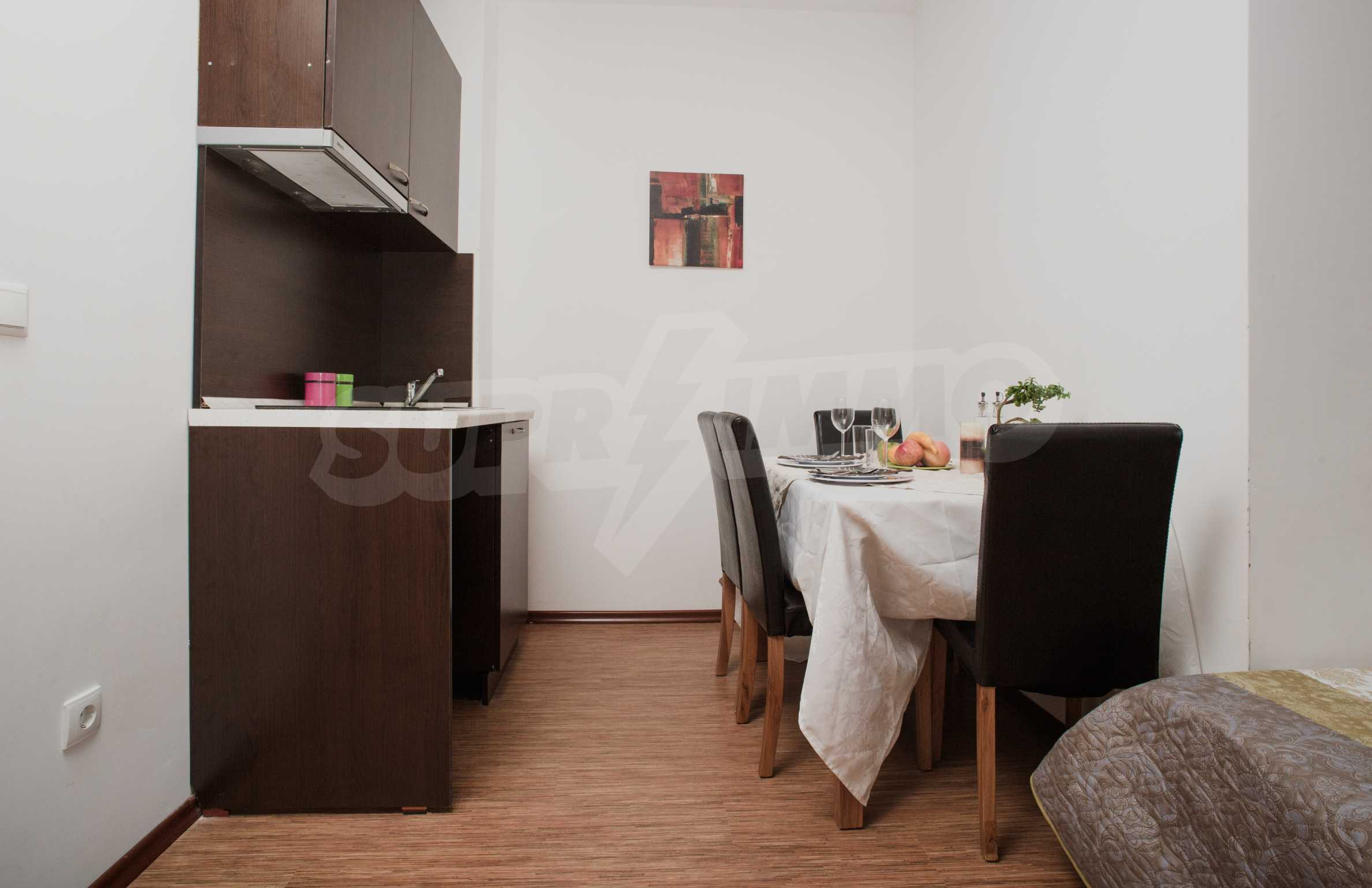 Newly furnished studio in Sunny View Central near Cacao Beach 16
