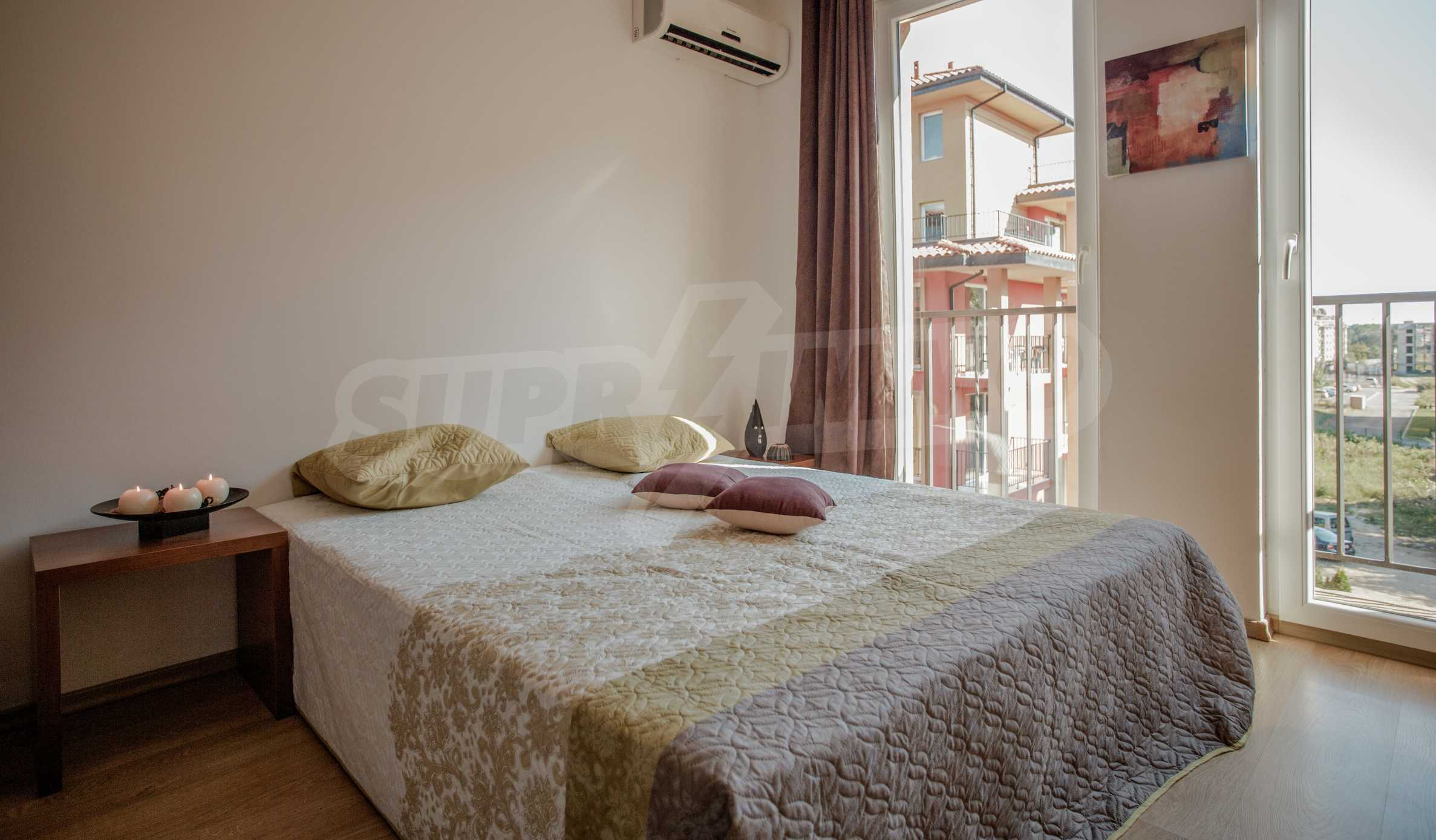 Newly furnished studio in Sunny View Central near Cacao Beach 17
