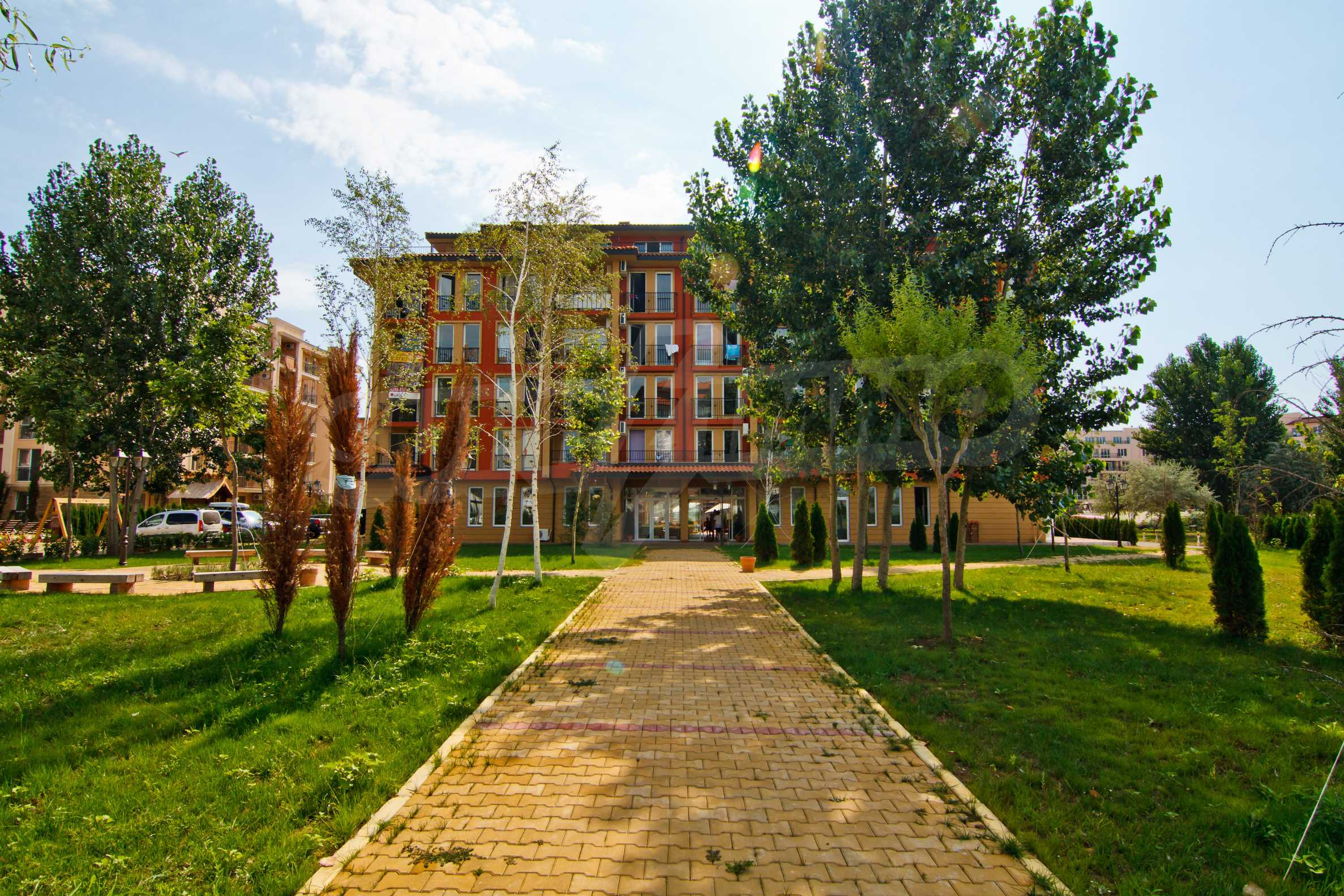 Newly furnished studio in Sunny View Central near Cacao Beach 19