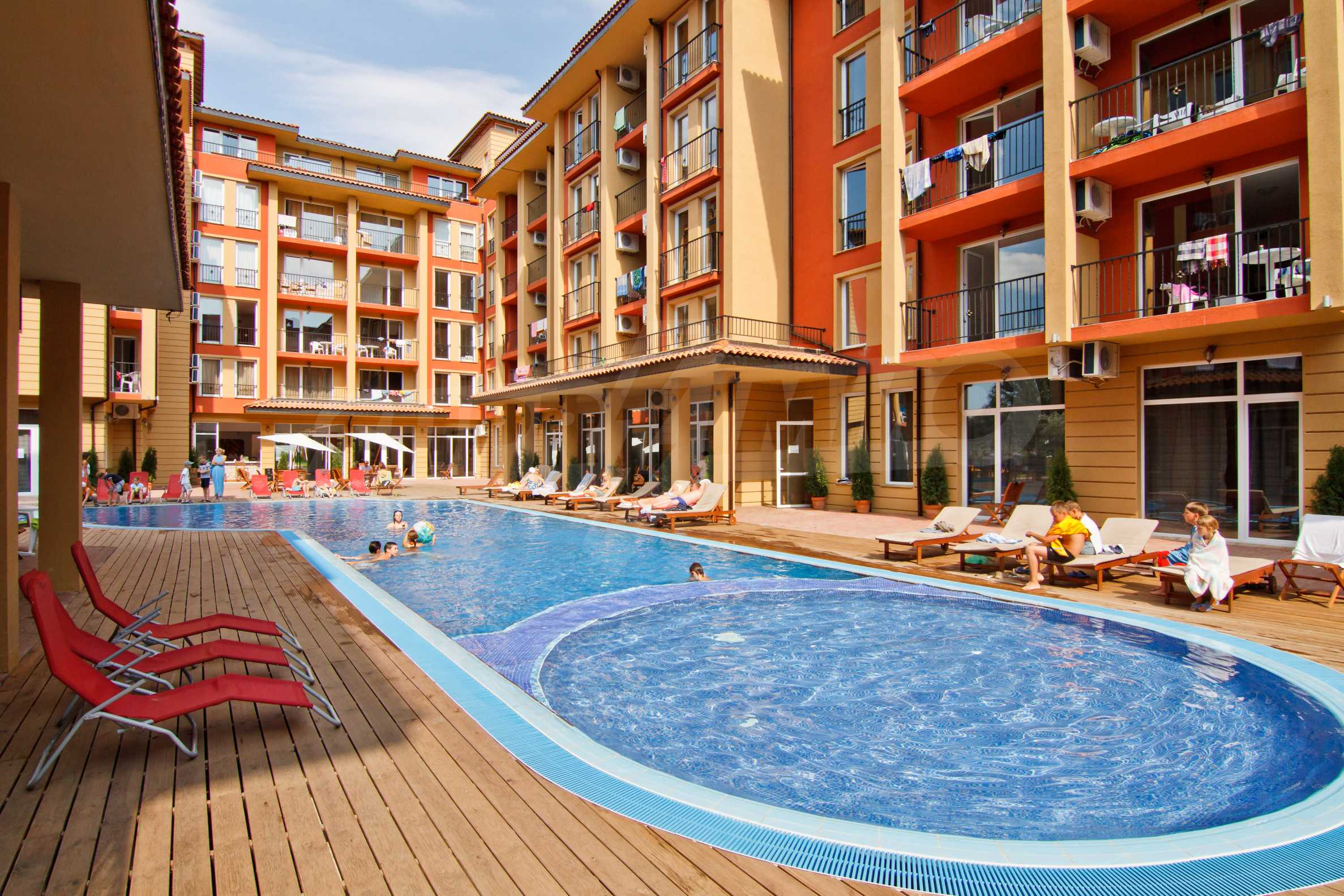 Newly furnished studio in Sunny View Central near Cacao Beach 3