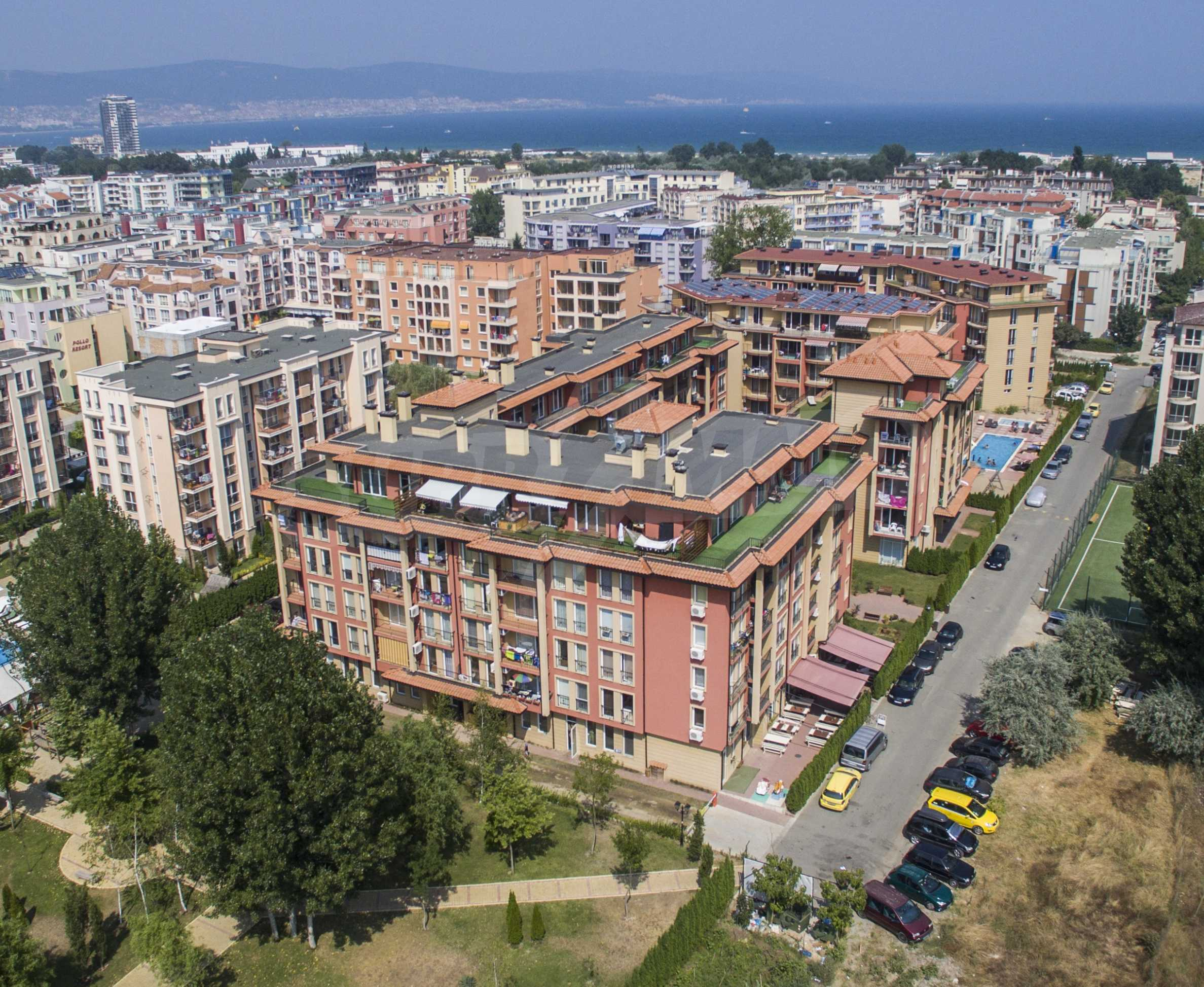 Newly furnished studio in Sunny View Central near Cacao Beach 7