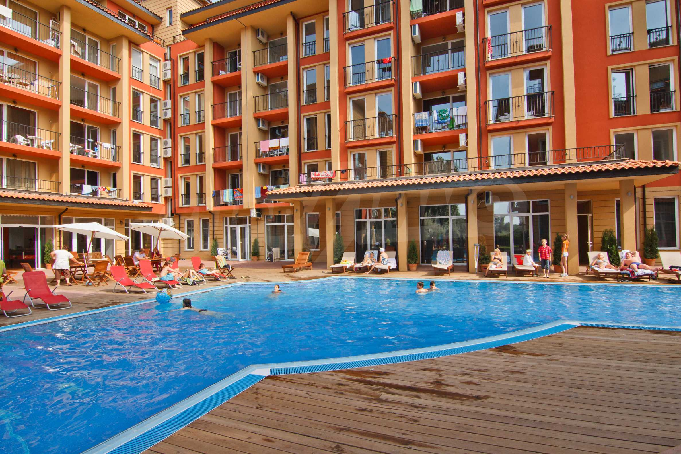 Newly furnished studio in Sunny View Central near Cacao Beach 8