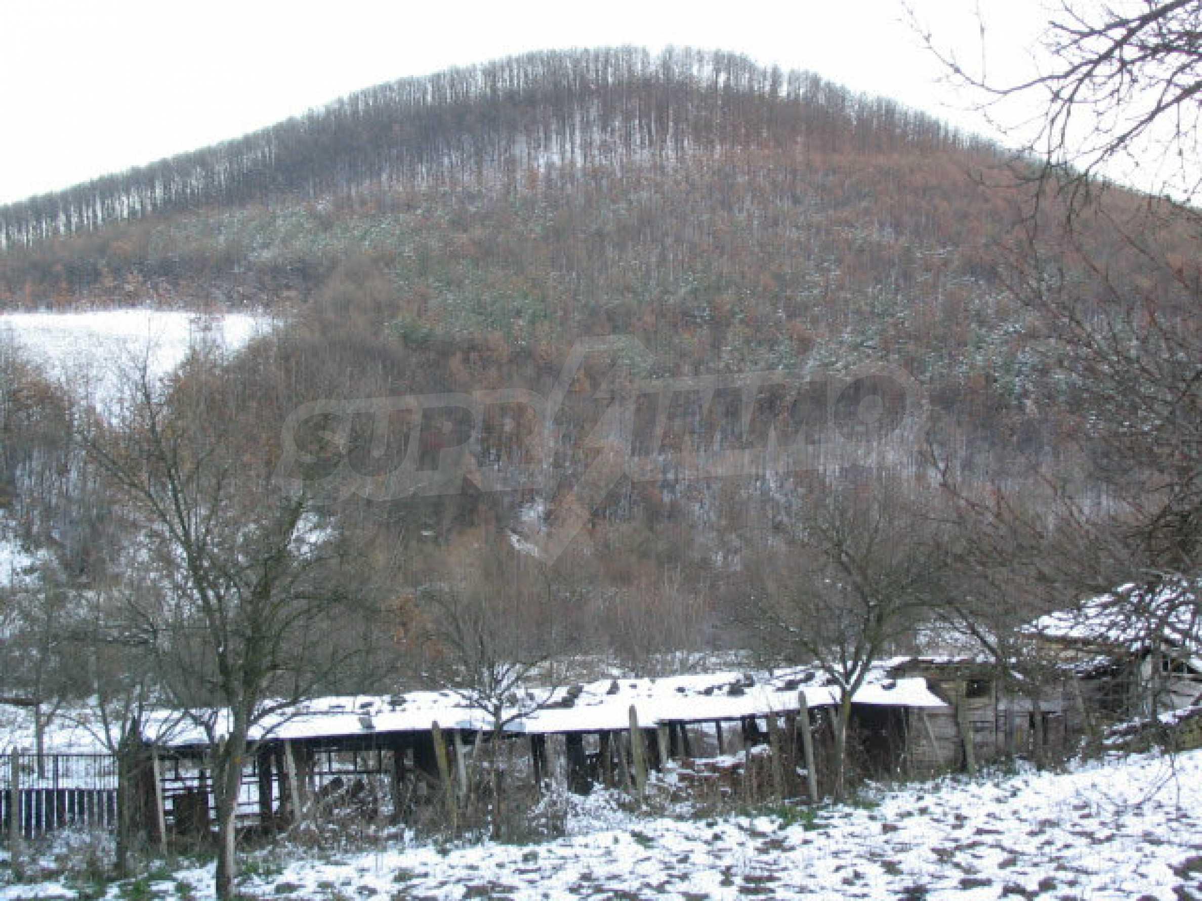 Zweistöckiges massives Haus mit Garage und neben einem kleinen Fluss im Herzen von Stara Planina 3