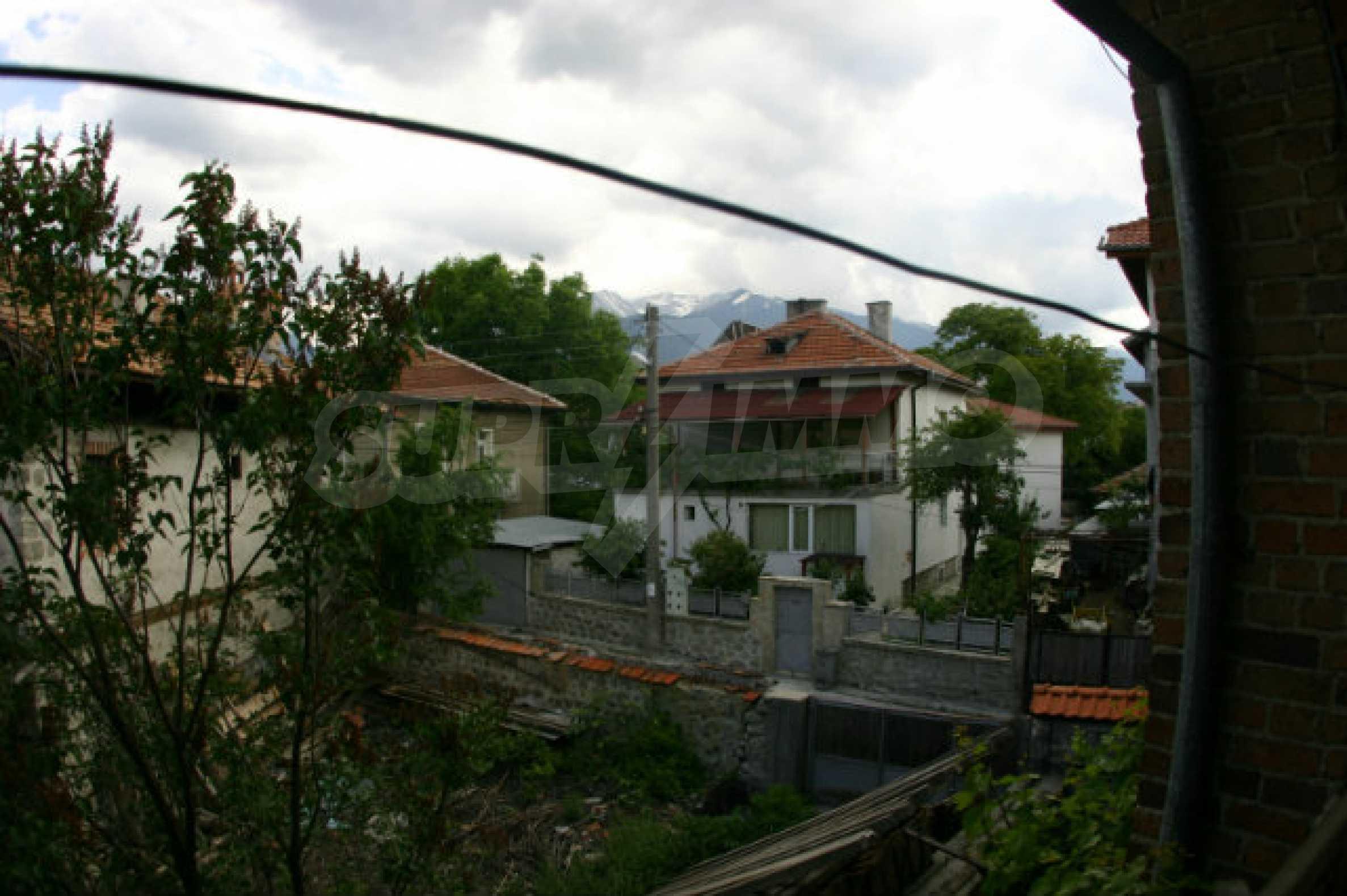Zweistöckiges Haus in Bansko 21