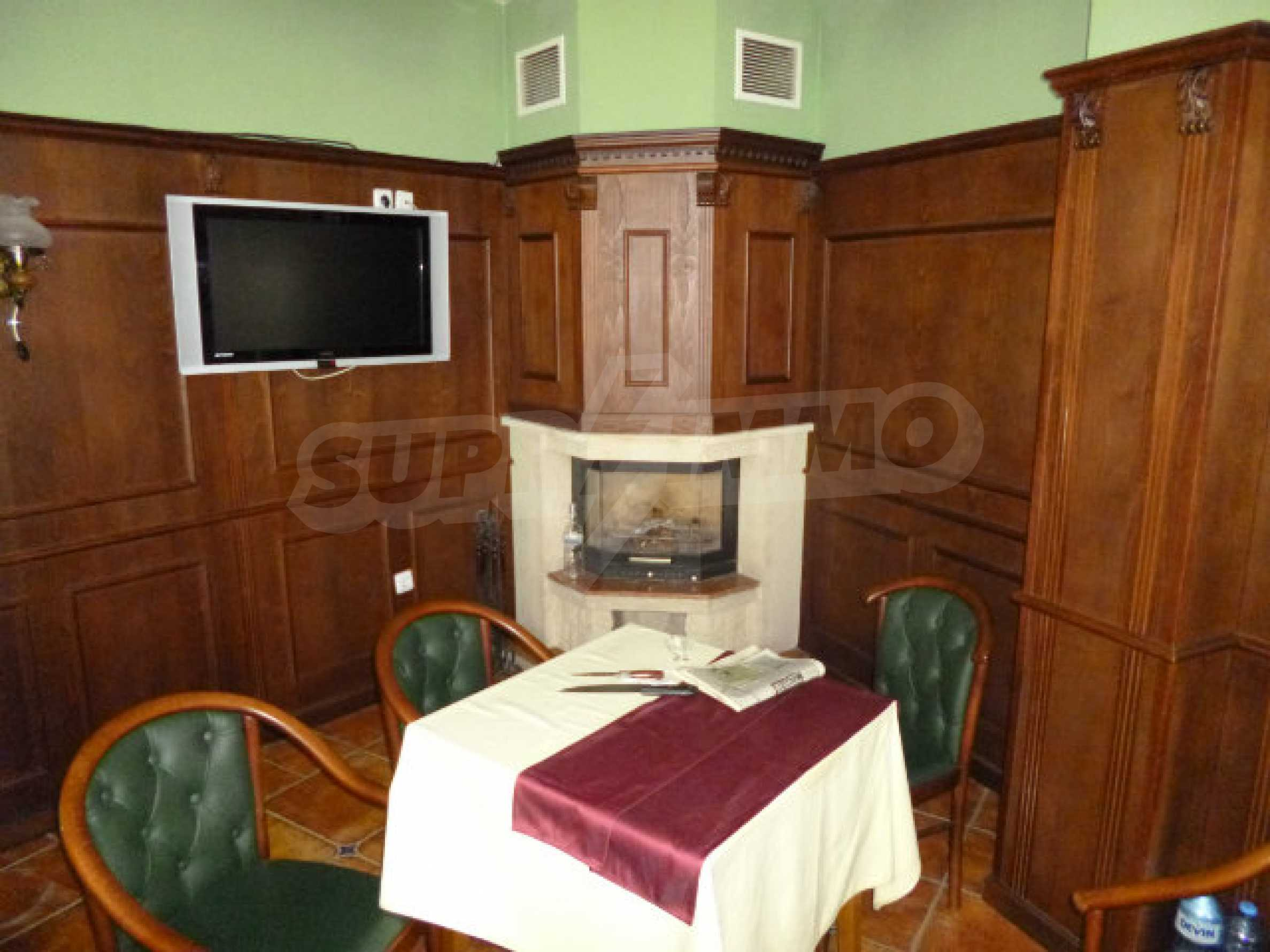 Cozy new studio in the gated complex Elina Palace in Pamporovo 10
