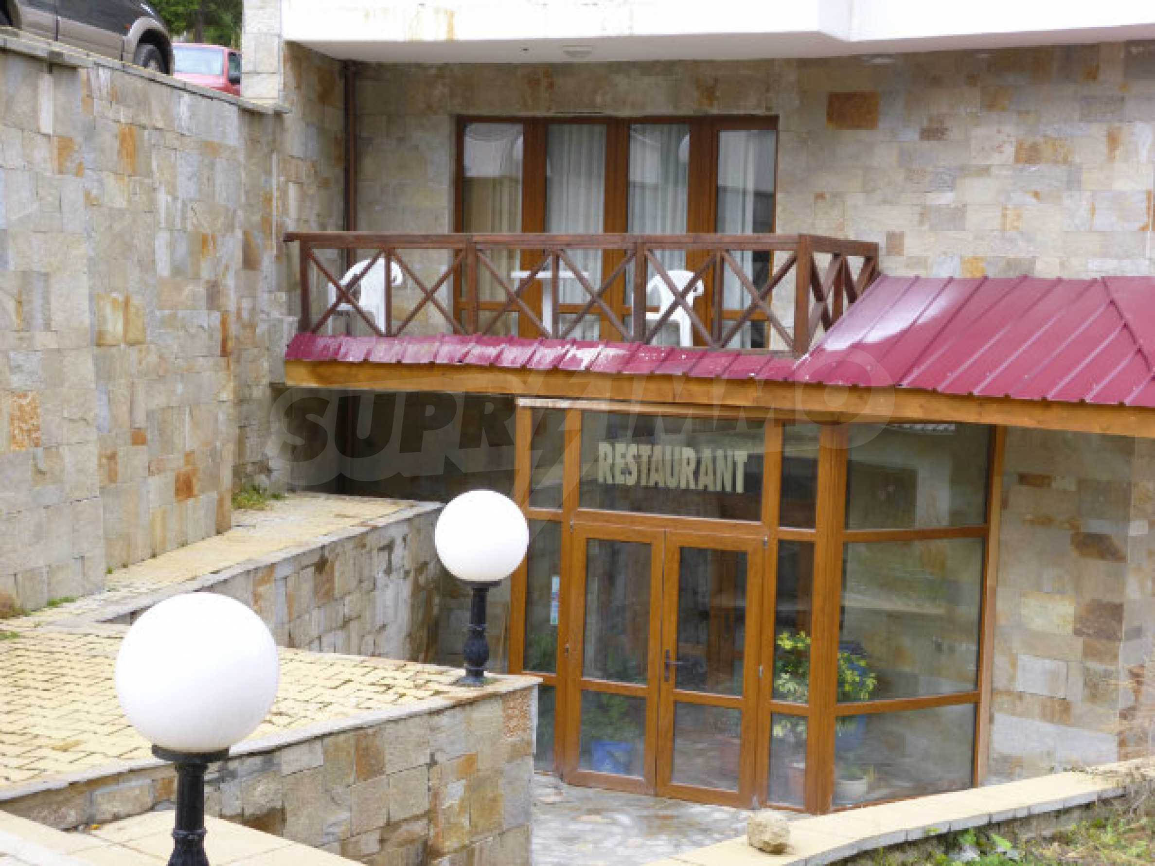 Cozy new studio in the gated complex Elina Palace in Pamporovo 14