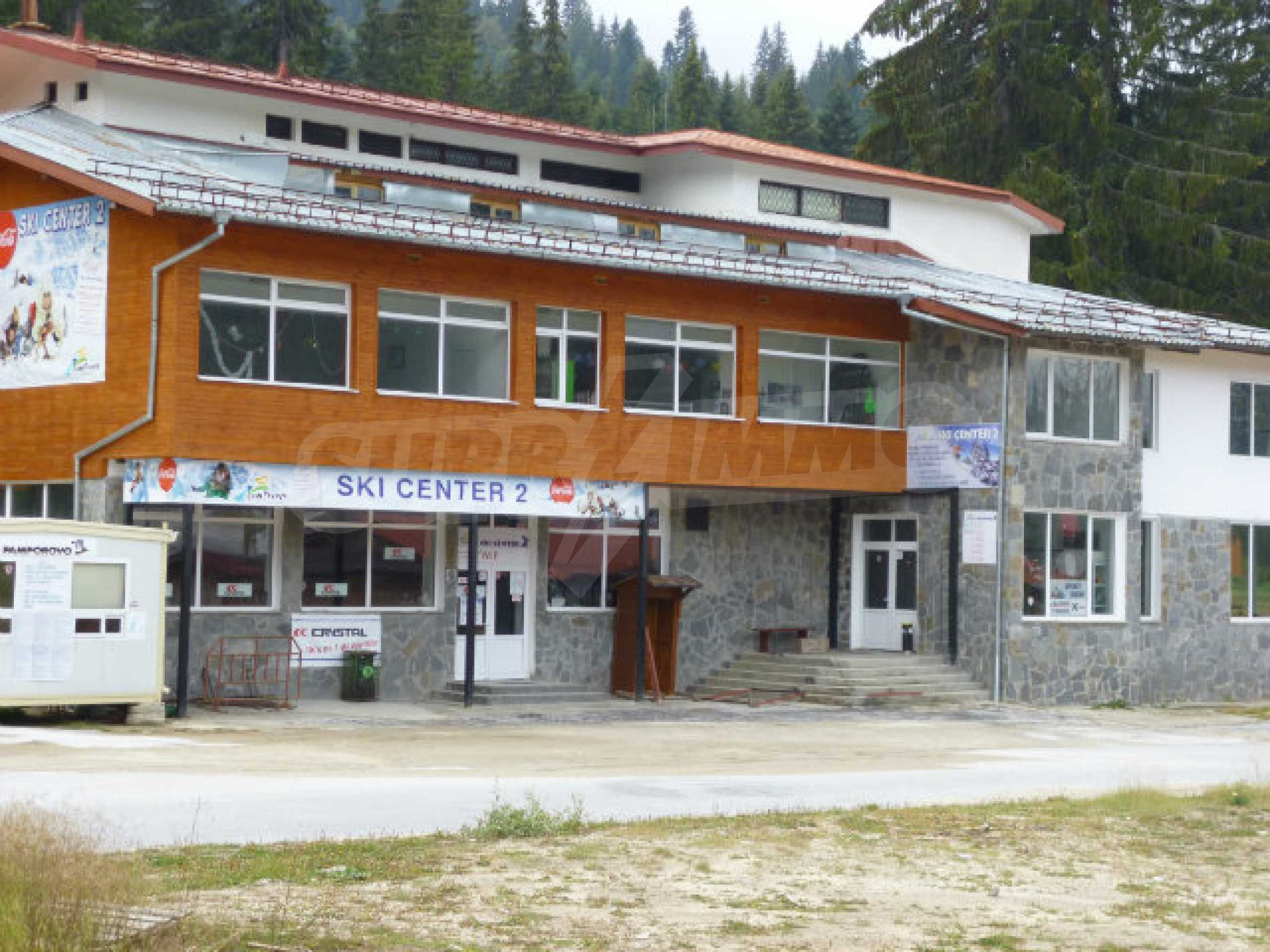 Cozy new studio in the gated complex Elina Palace in Pamporovo 16