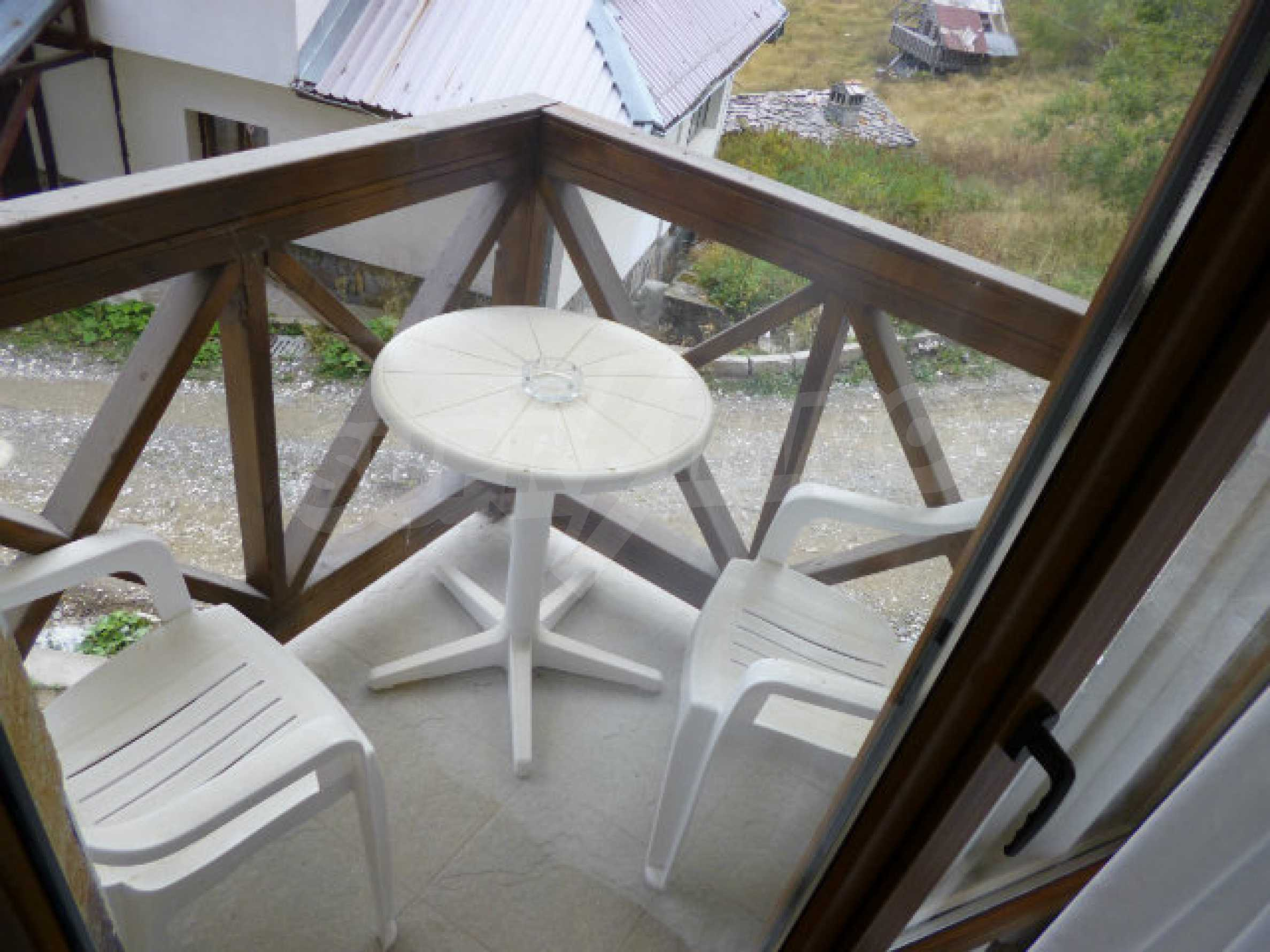 Cozy new studio in the gated complex Elina Palace in Pamporovo 7