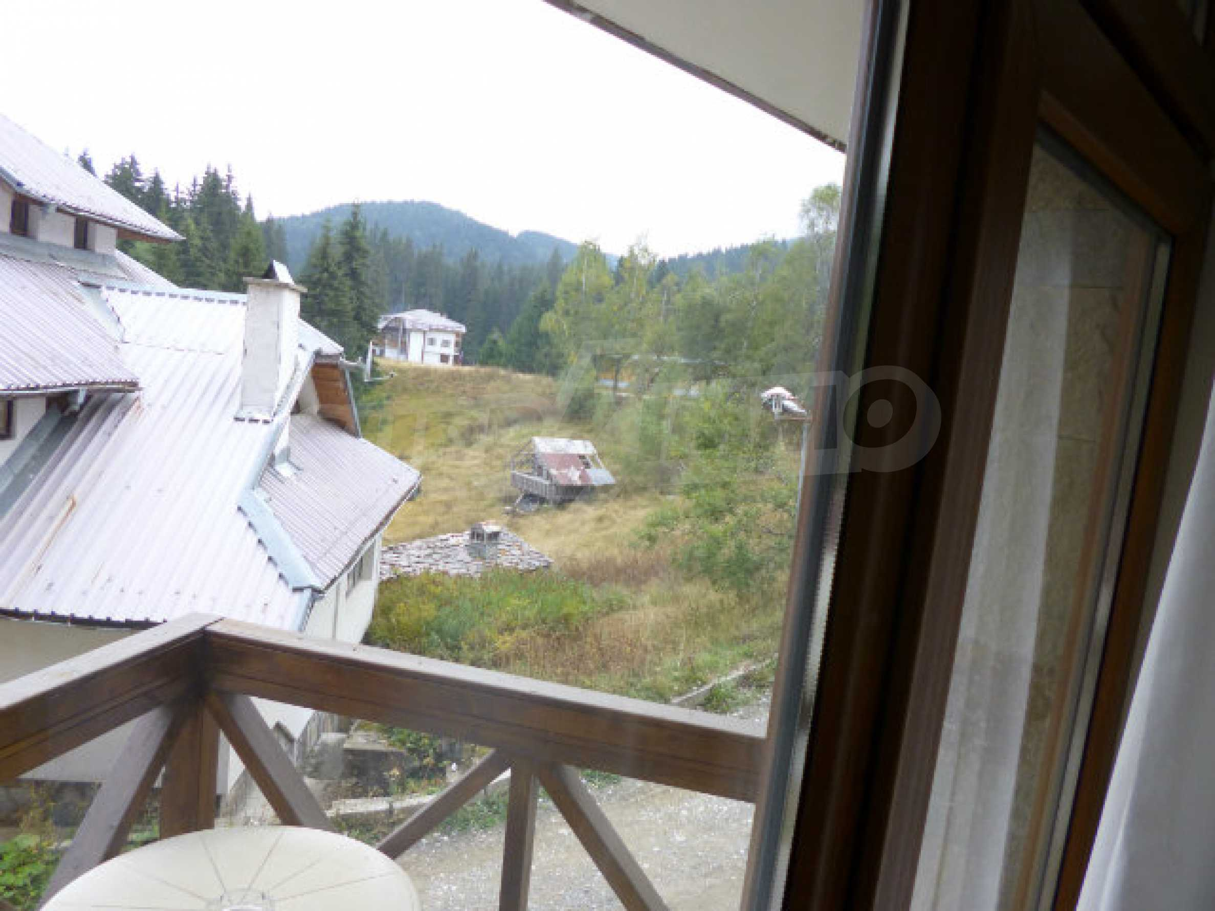 Cozy new studio in the gated complex Elina Palace in Pamporovo 8