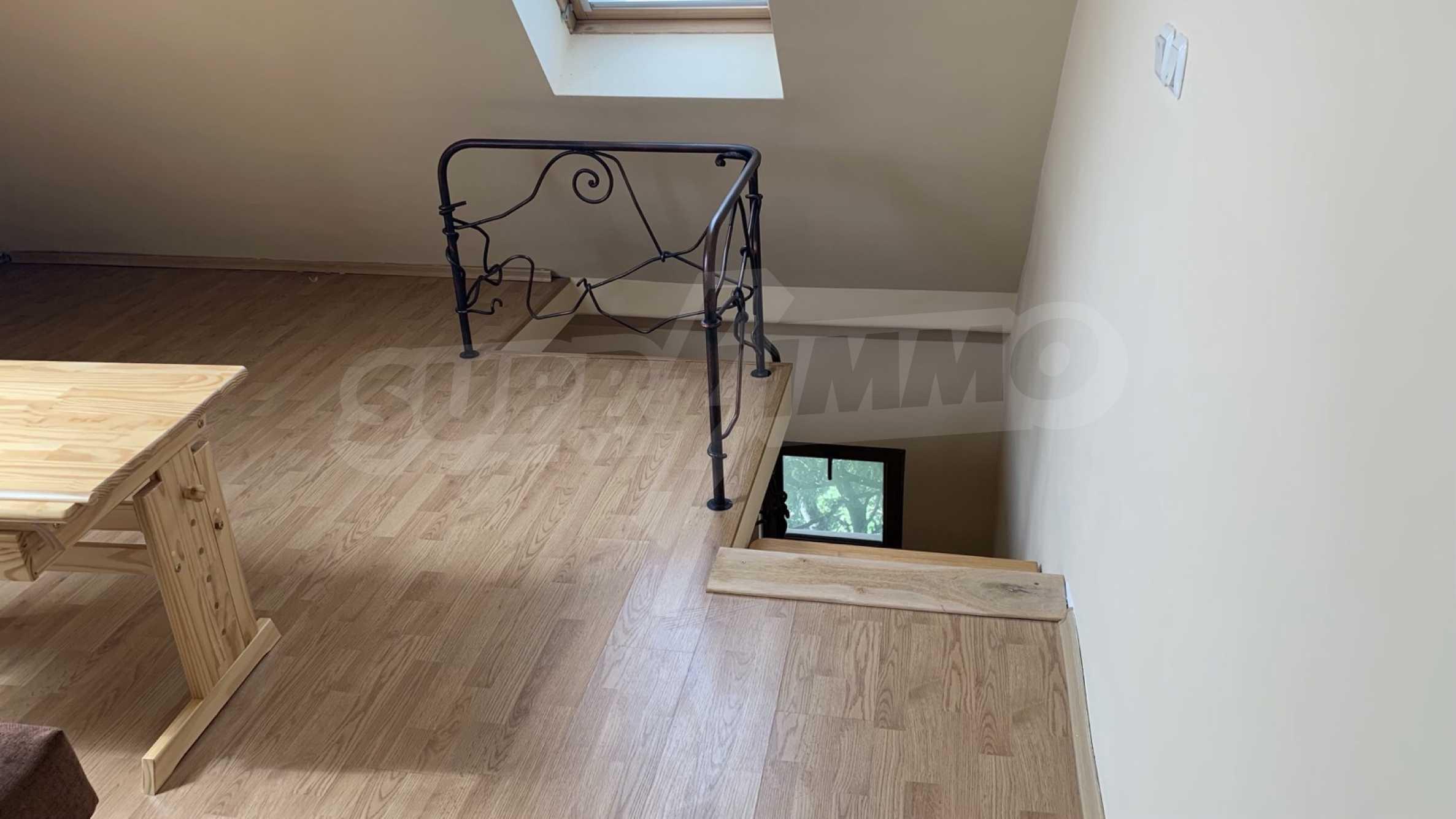 """Apartment \ """"Prism \"""" - Penthouse mit einem Schlafzimmer zur Miete im Zentrum von Varna 13"""
