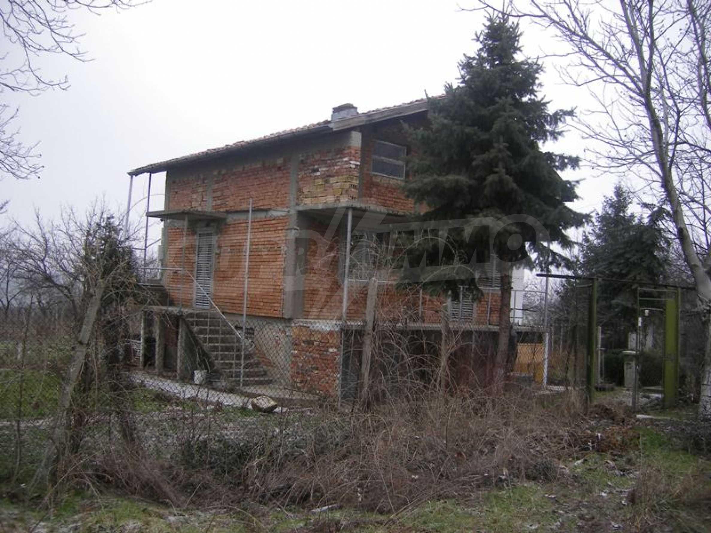 Къща в село Щръклево 1