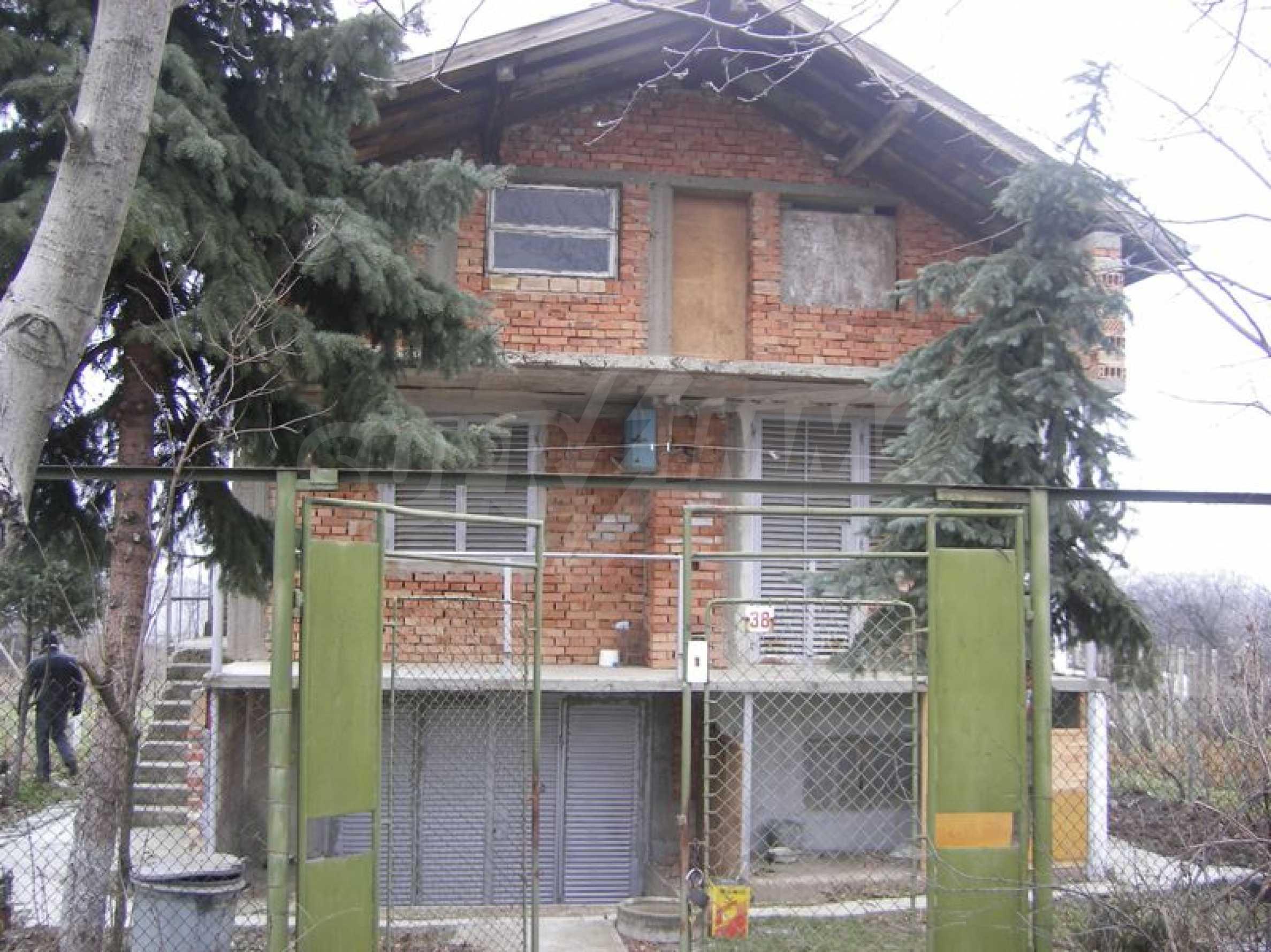 Къща в село Щръклево 2