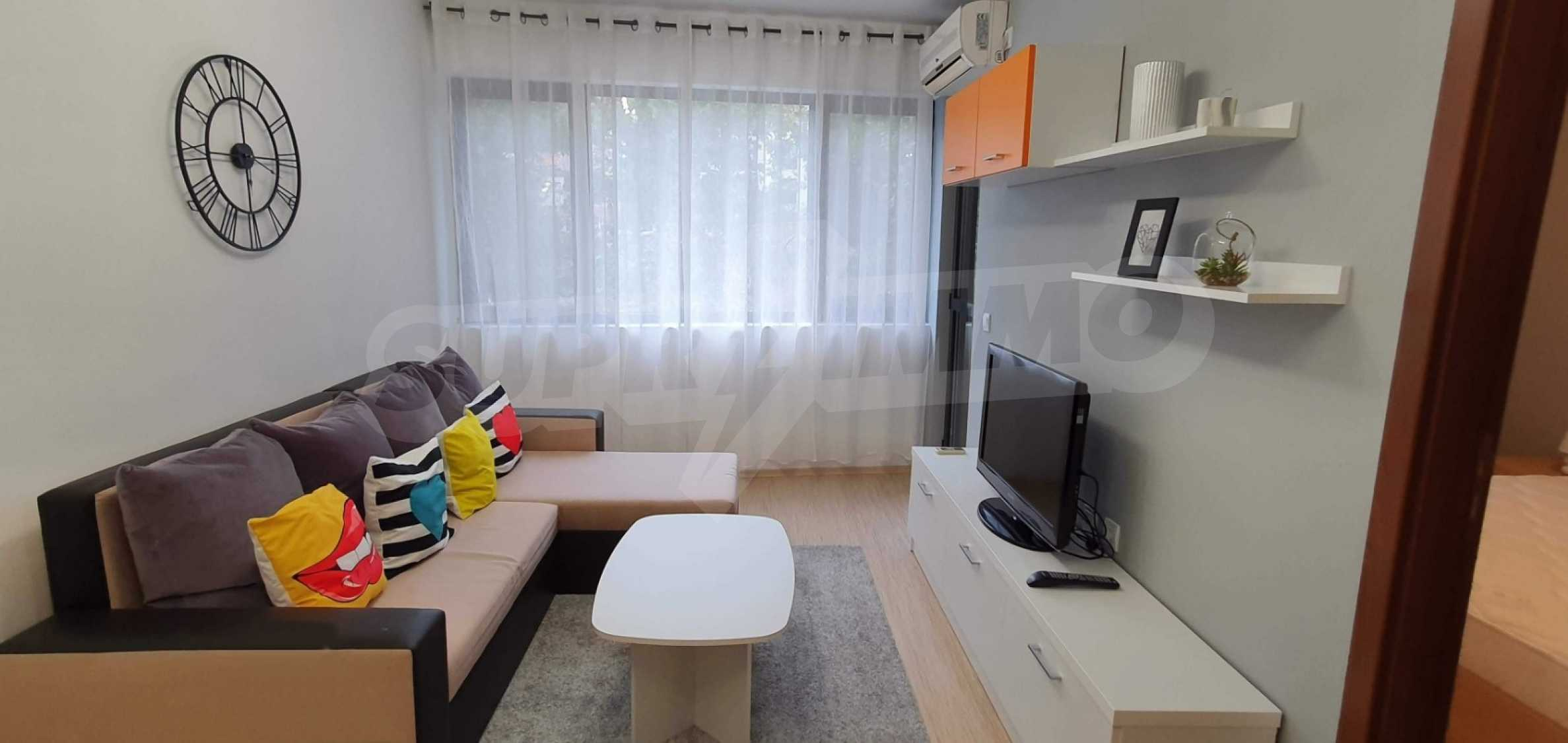 One bedroom apartment in a new residential building near the HMI, in Plovdiv
