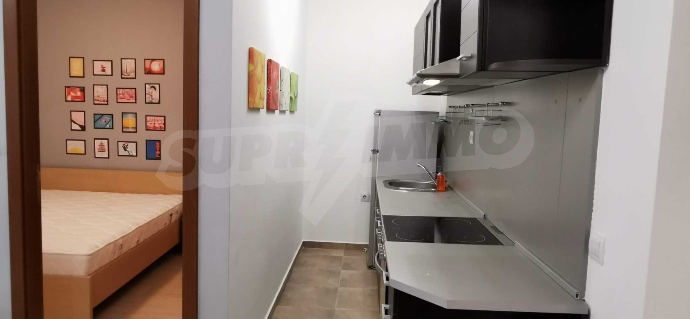One bedroom apartment in a new residential building near the HMI, in Plovdiv 3