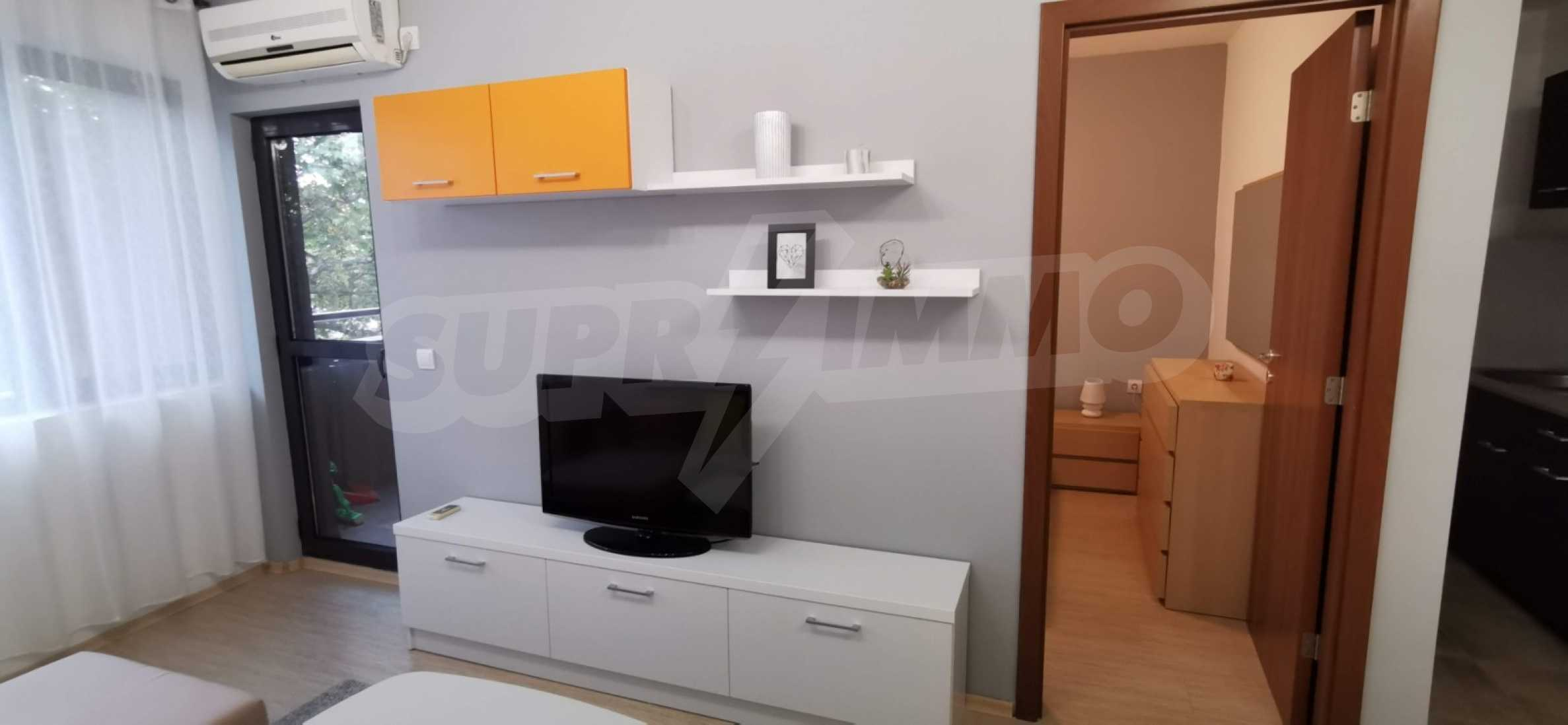 One bedroom apartment in a new residential building near the HMI, in Plovdiv 4