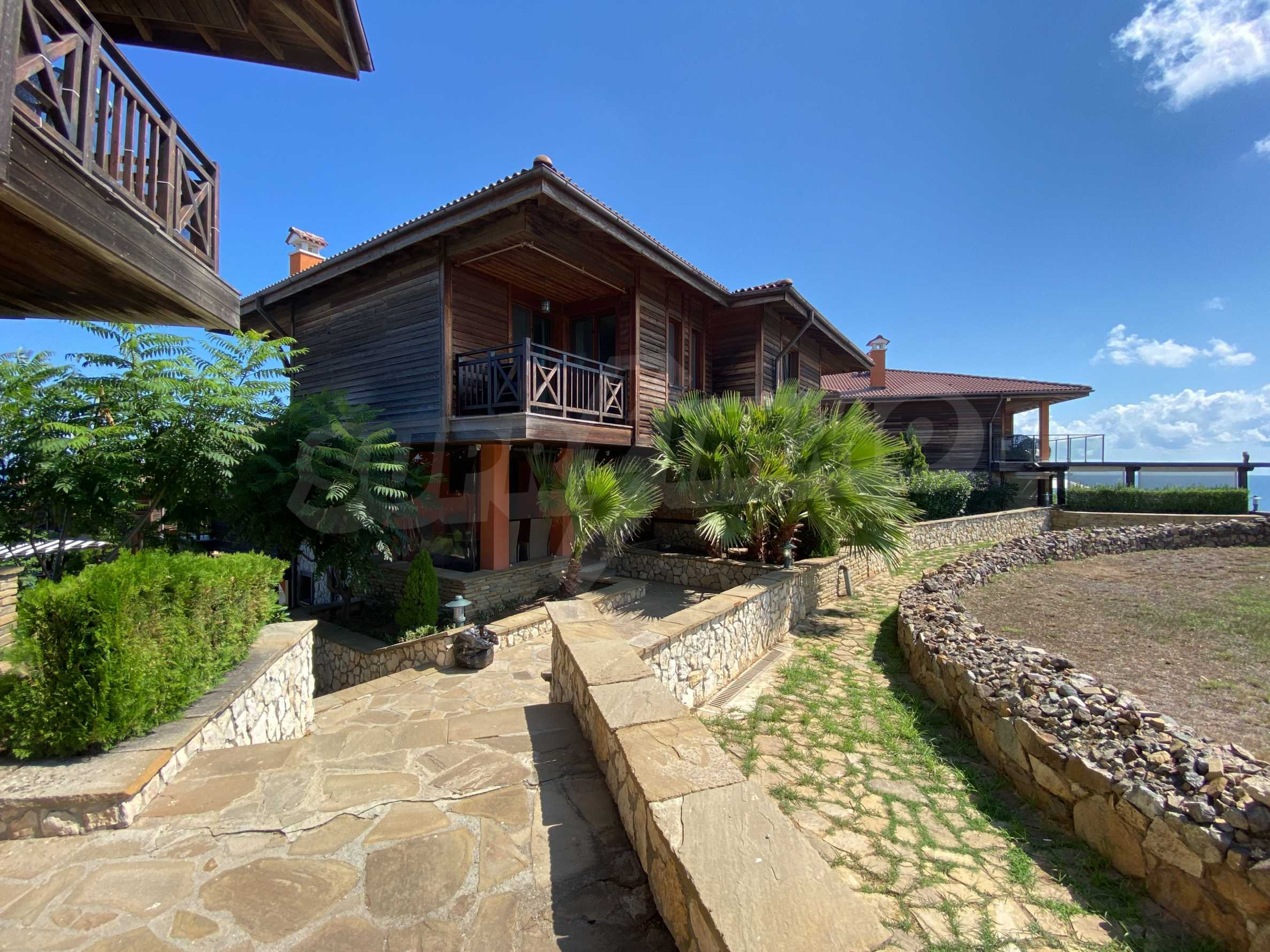 Lovely house with sea view in Sozopol 1