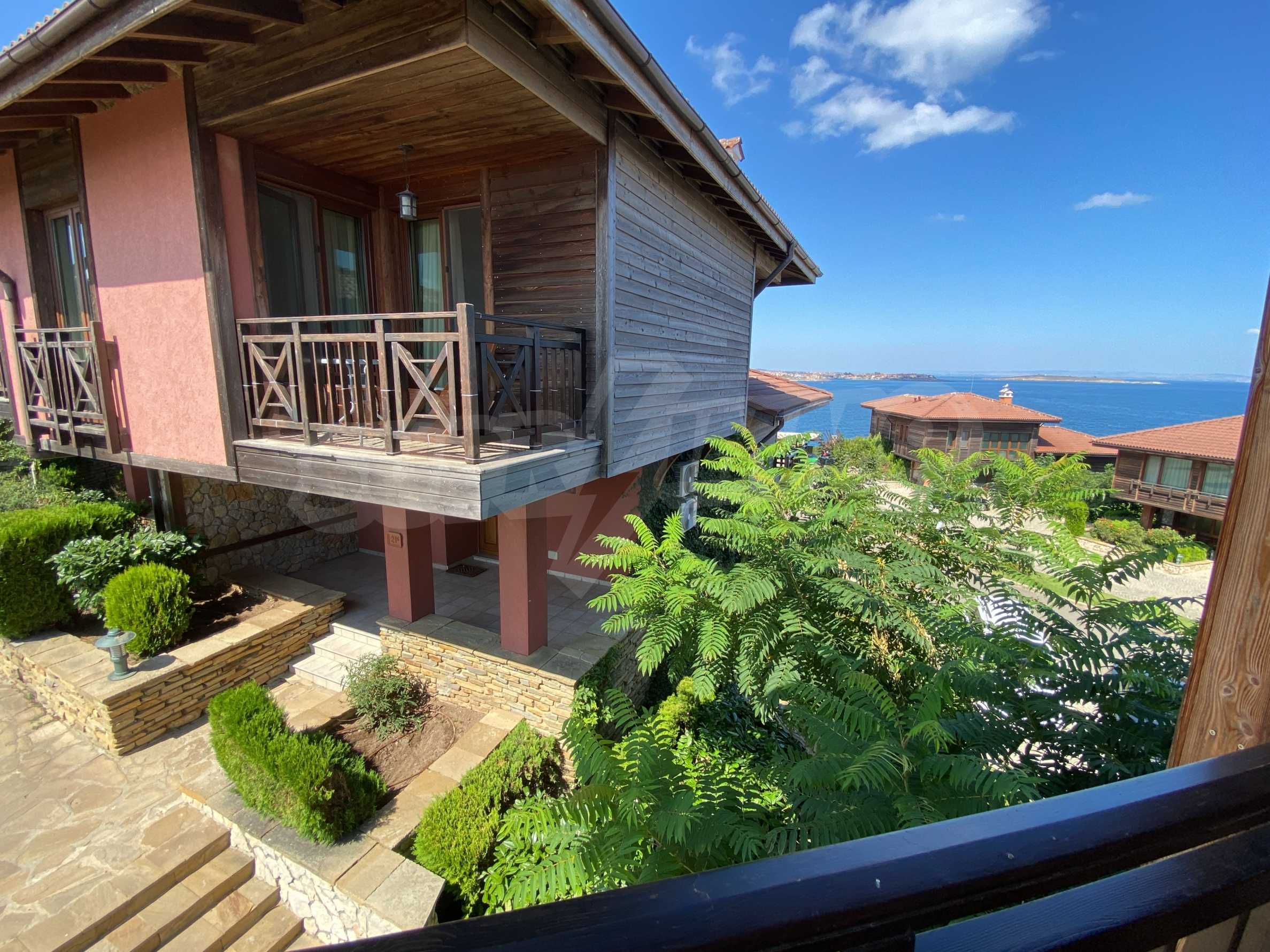 Lovely house with sea view in Sozopol 36