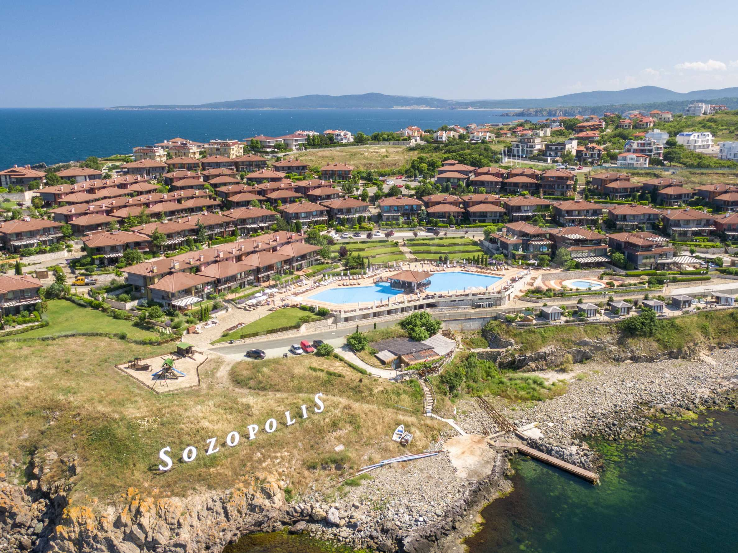 Lovely house with sea view in Sozopol 47
