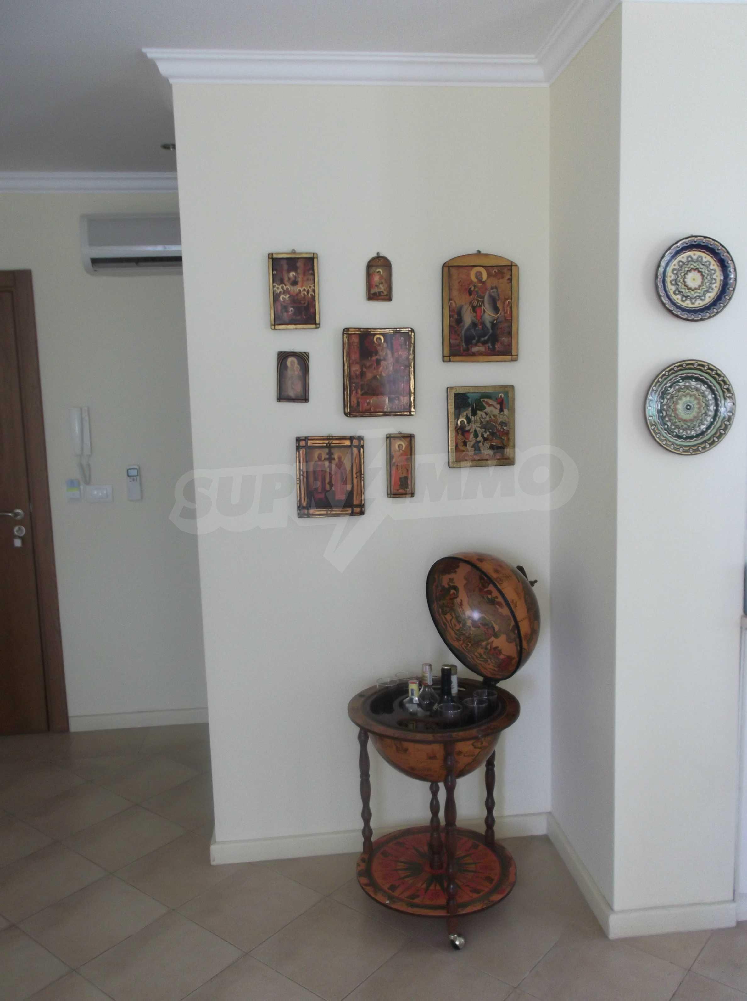 Ein-Zimmer-Wohnung in Santa Marina Komplex in Sozopol 9