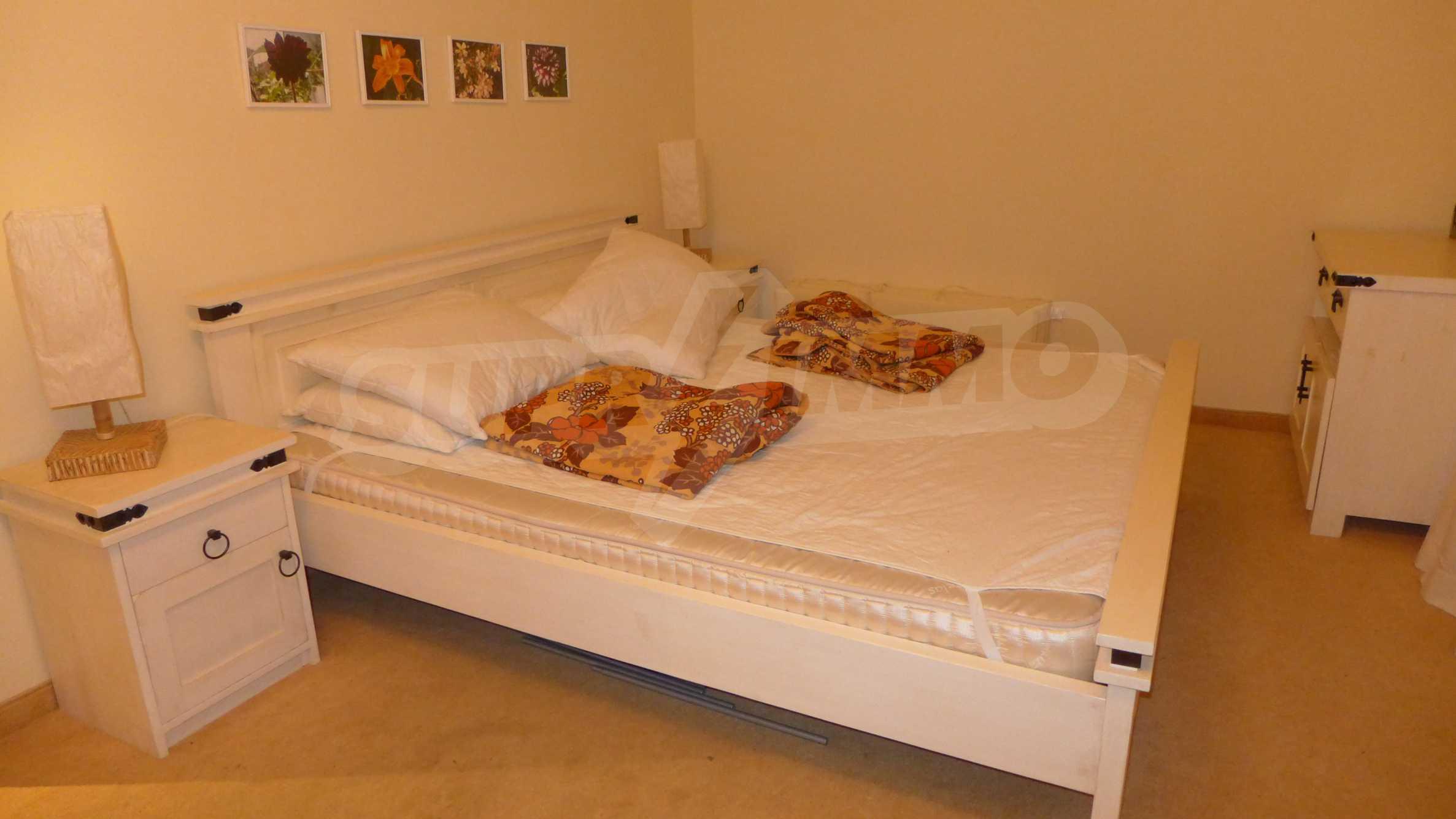 Ein-Zimmer-Wohnung in Santa Marina Komplex in Sozopol 10