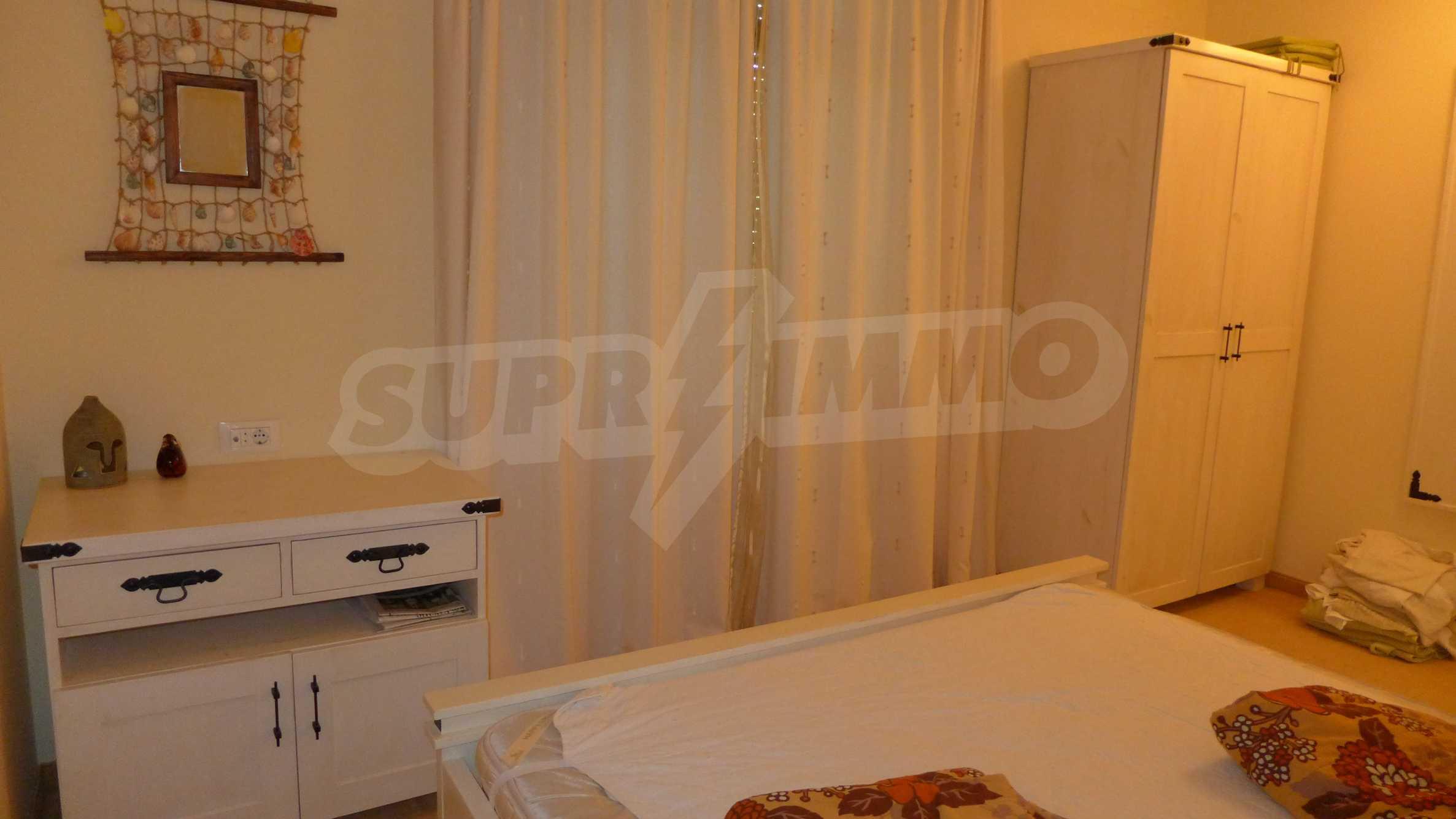 Ein-Zimmer-Wohnung in Santa Marina Komplex in Sozopol 11